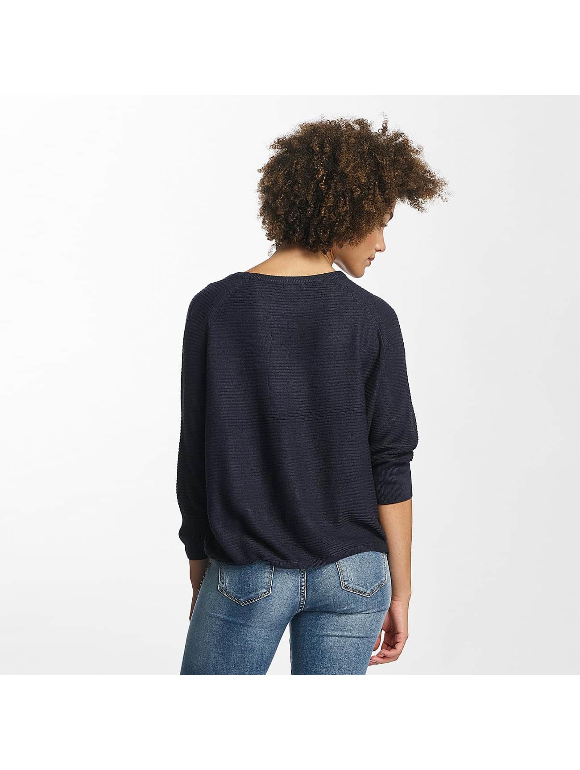 JACQUELINE de YONG Maglia jdyMati Knit blu