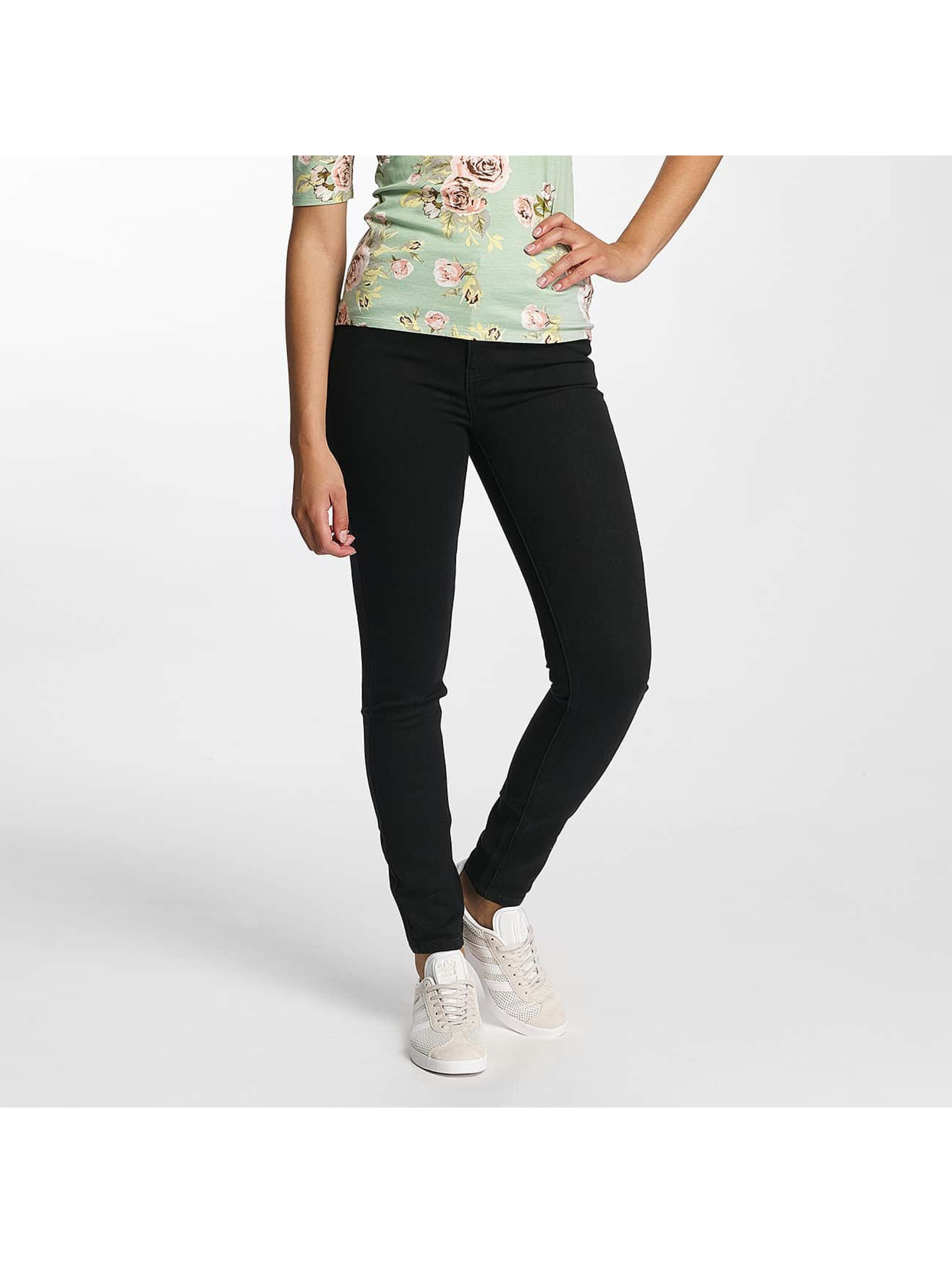 JACQUELINE de YONG Skinny Jeans High Holly čern