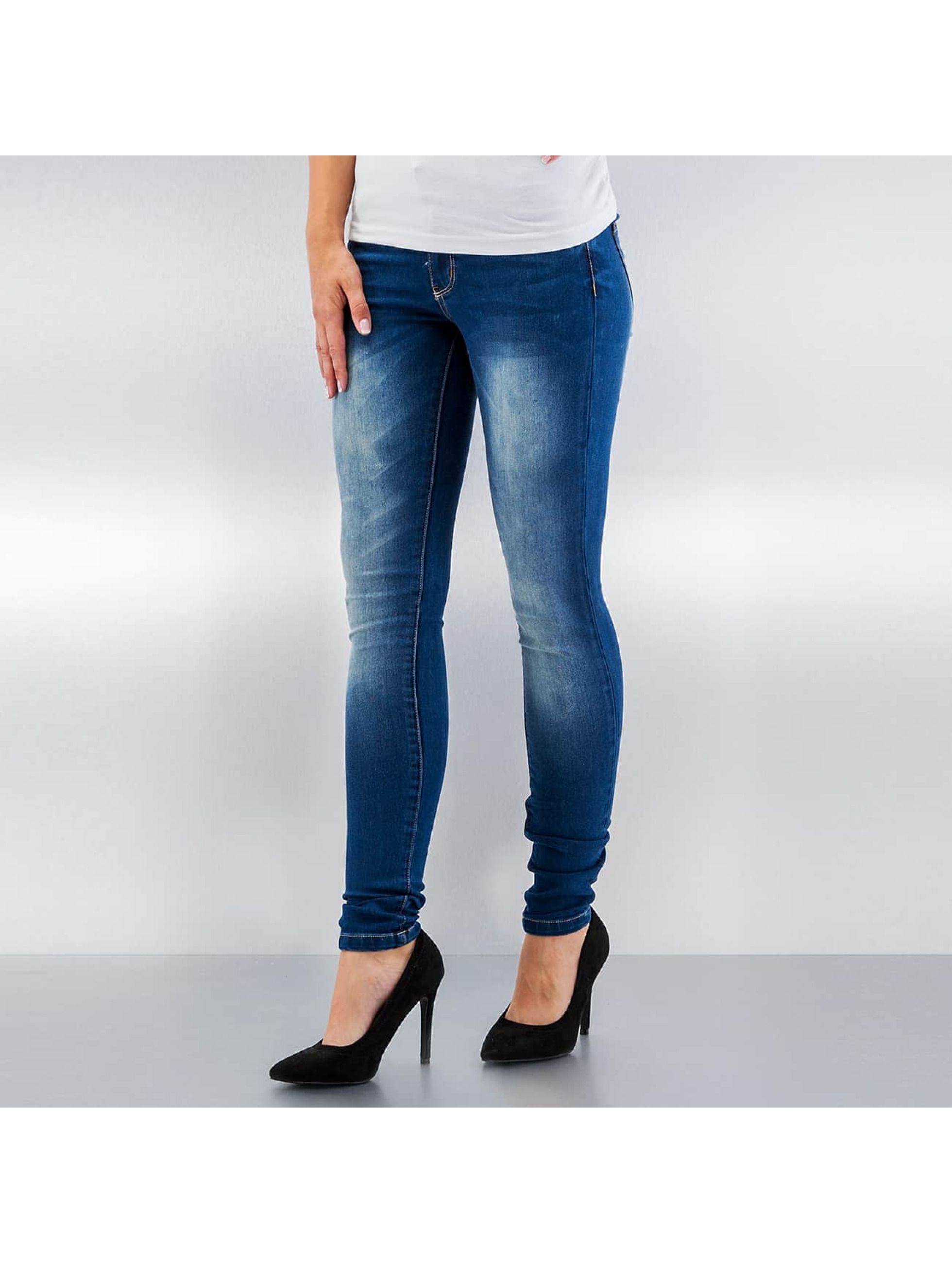 JACQUELINE de YONG Skinny Jeans JdyGarcia blue