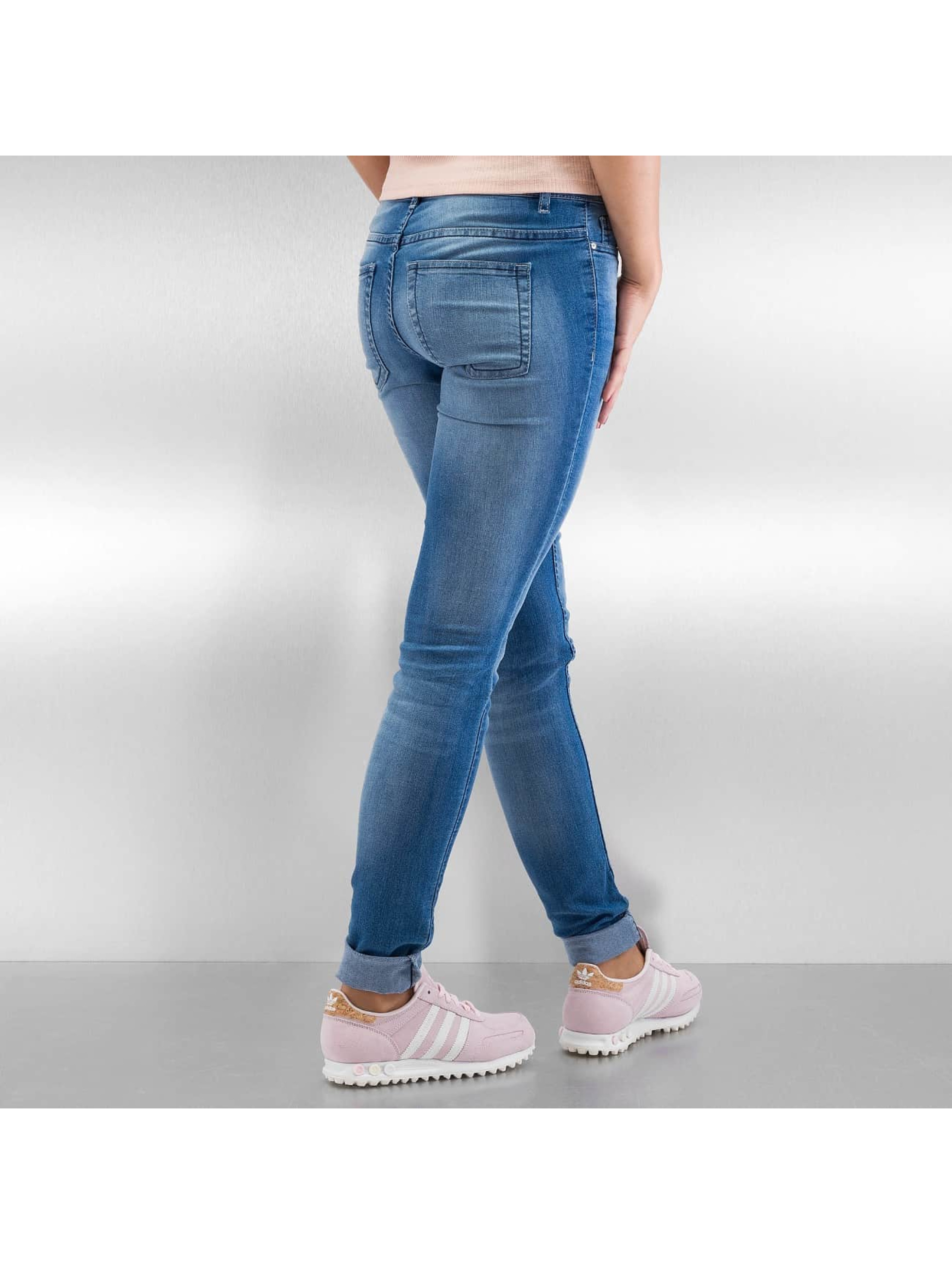 JACQUELINE de YONG Skinny Jeans JDYLow Magic blue