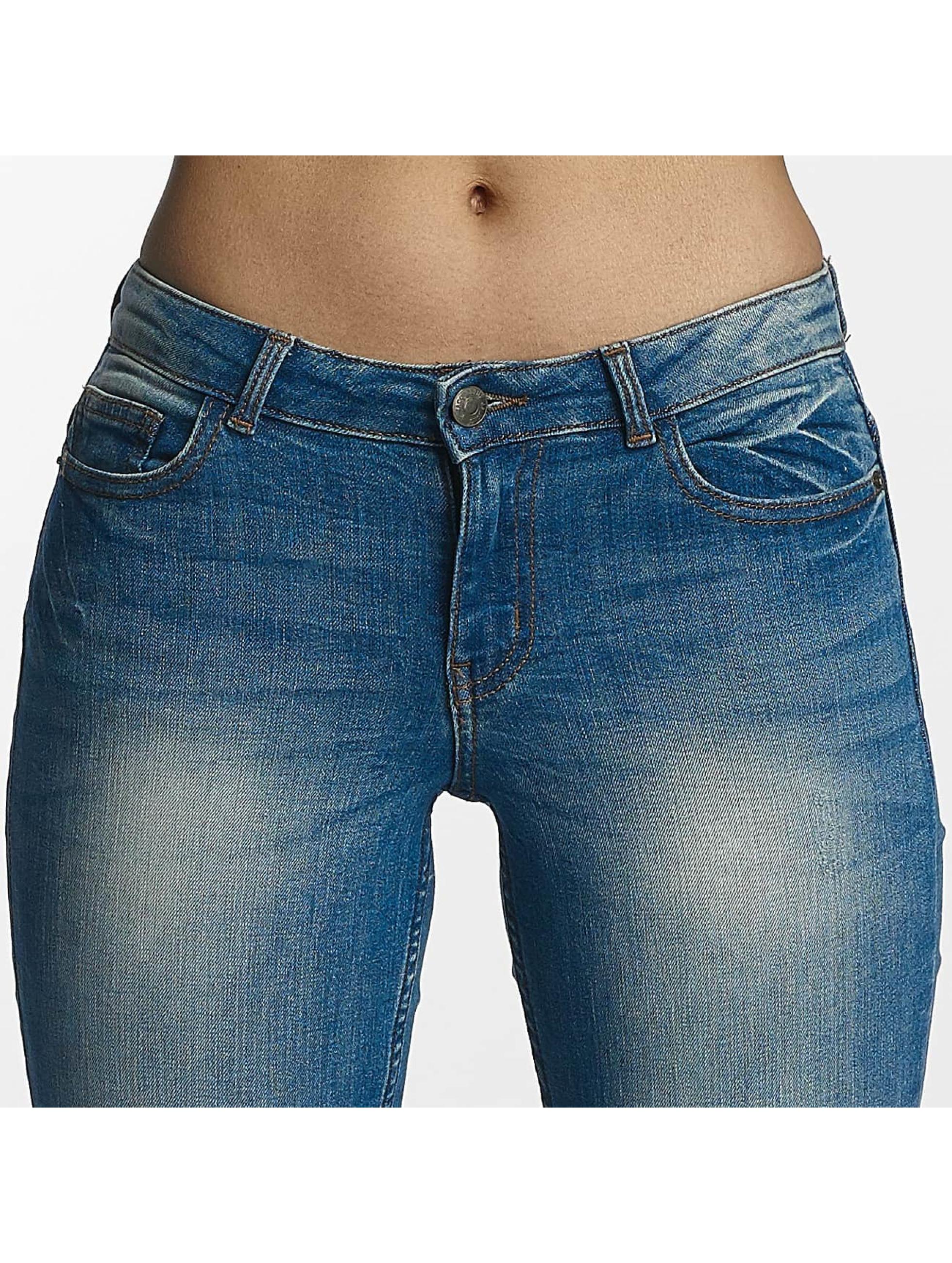 JACQUELINE de YONG Skinny Jeans jdySkinny blue
