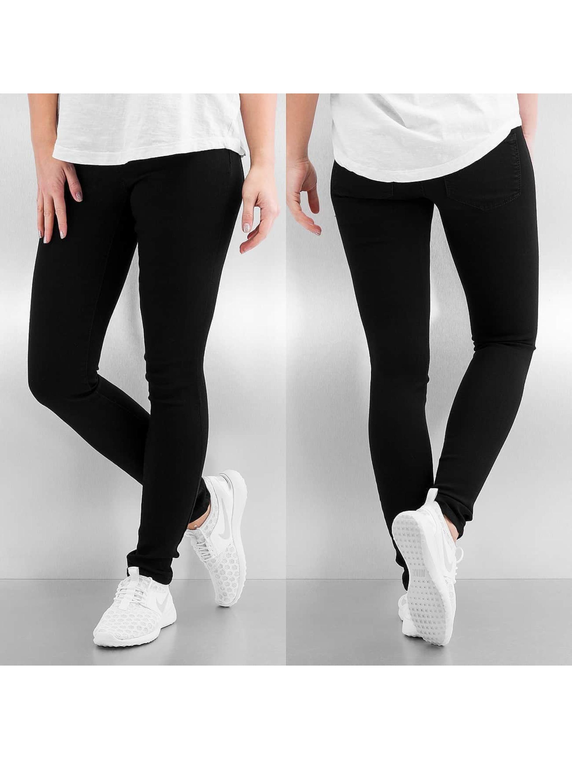 JACQUELINE de YONG Skinny Jeans JdyFano czarny