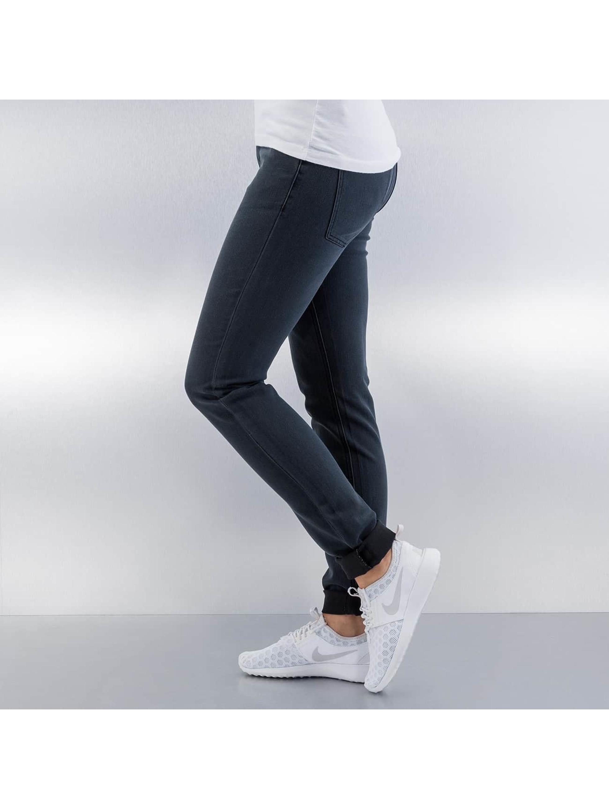 JACQUELINE de YONG Skinny jeans JdyHolly Low grå