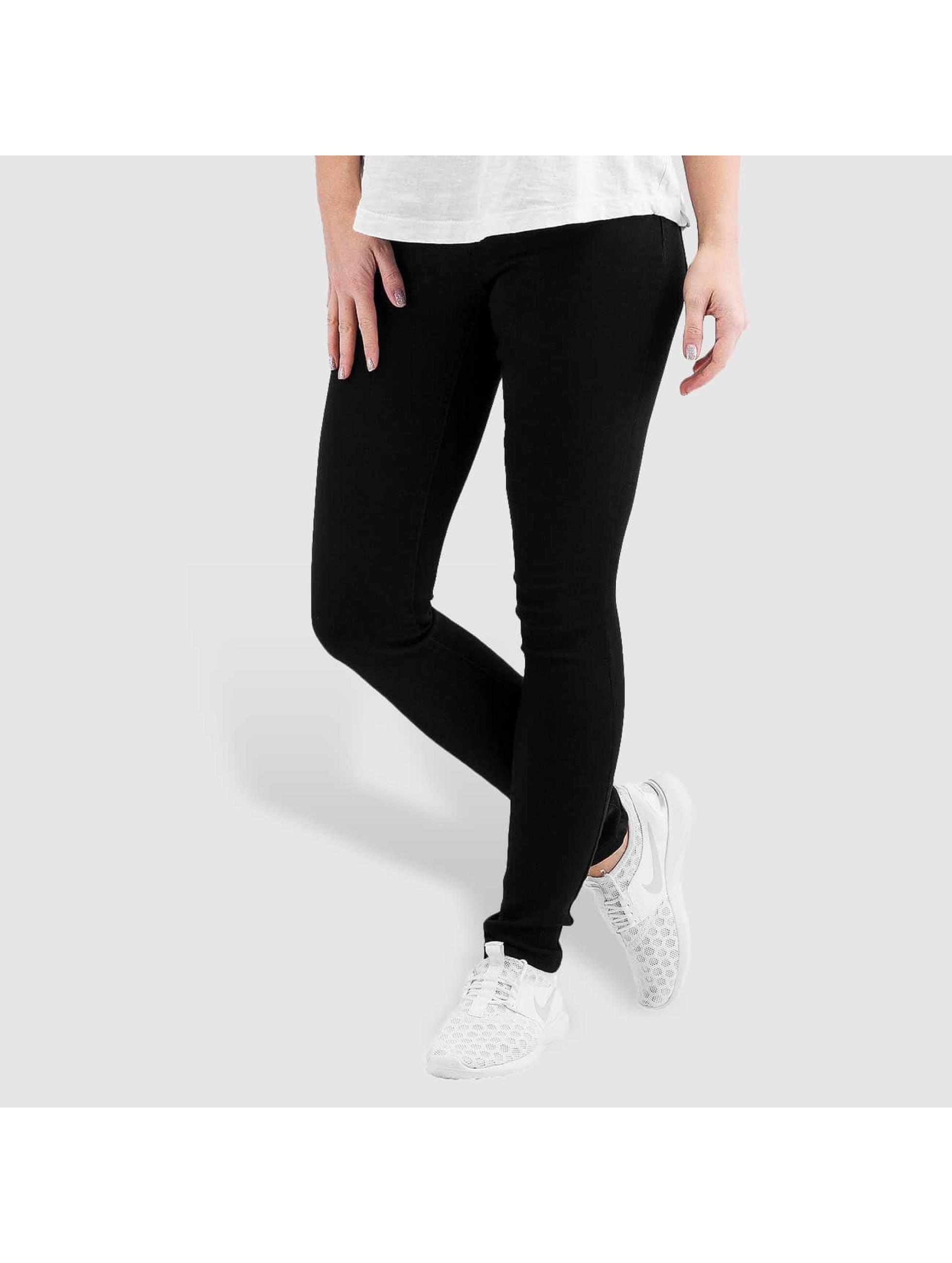 JACQUELINE de YONG Skinny jeans JdyFano zwart