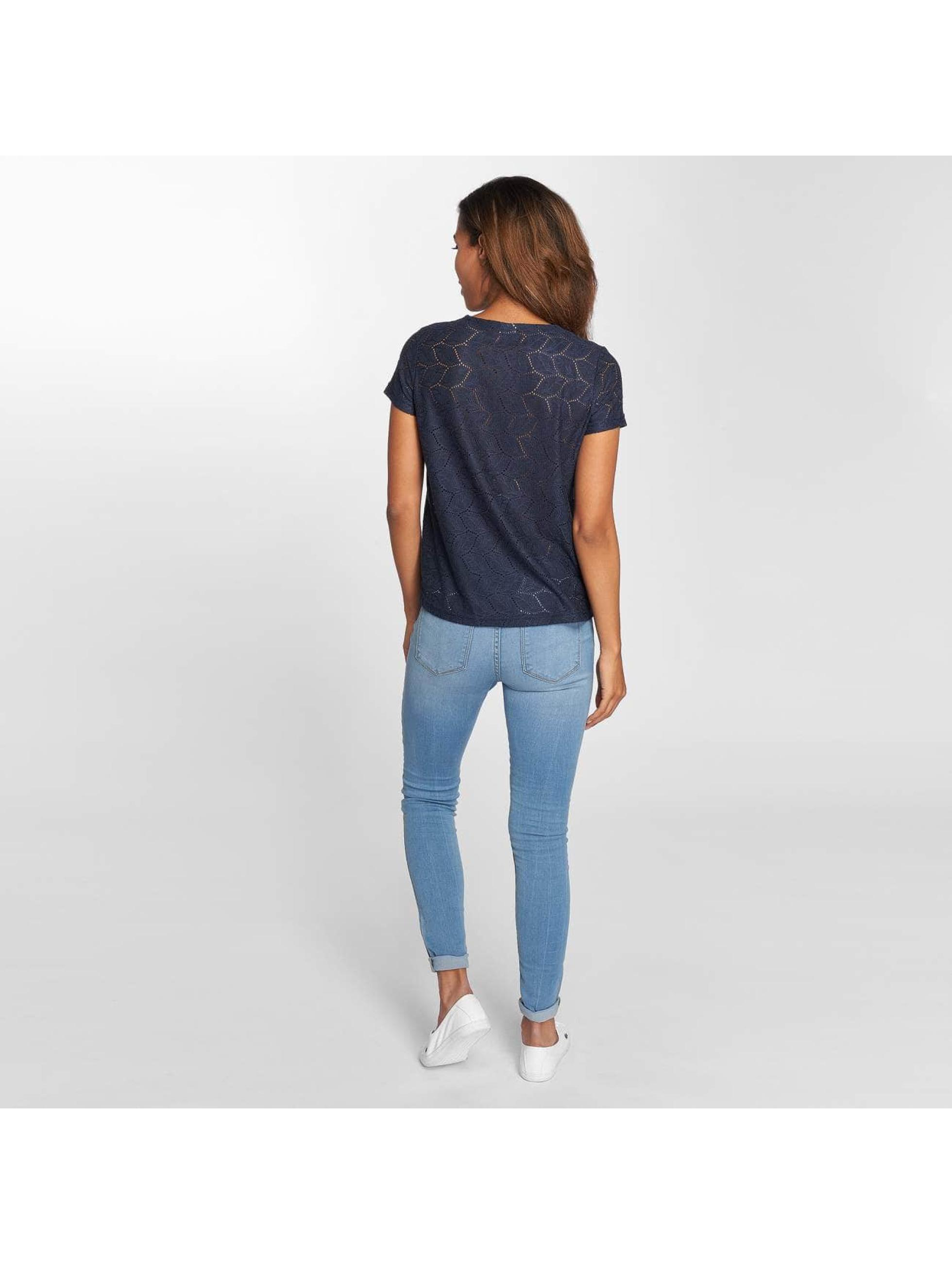 JACQUELINE de YONG T-paidat jdyTag Lace sininen