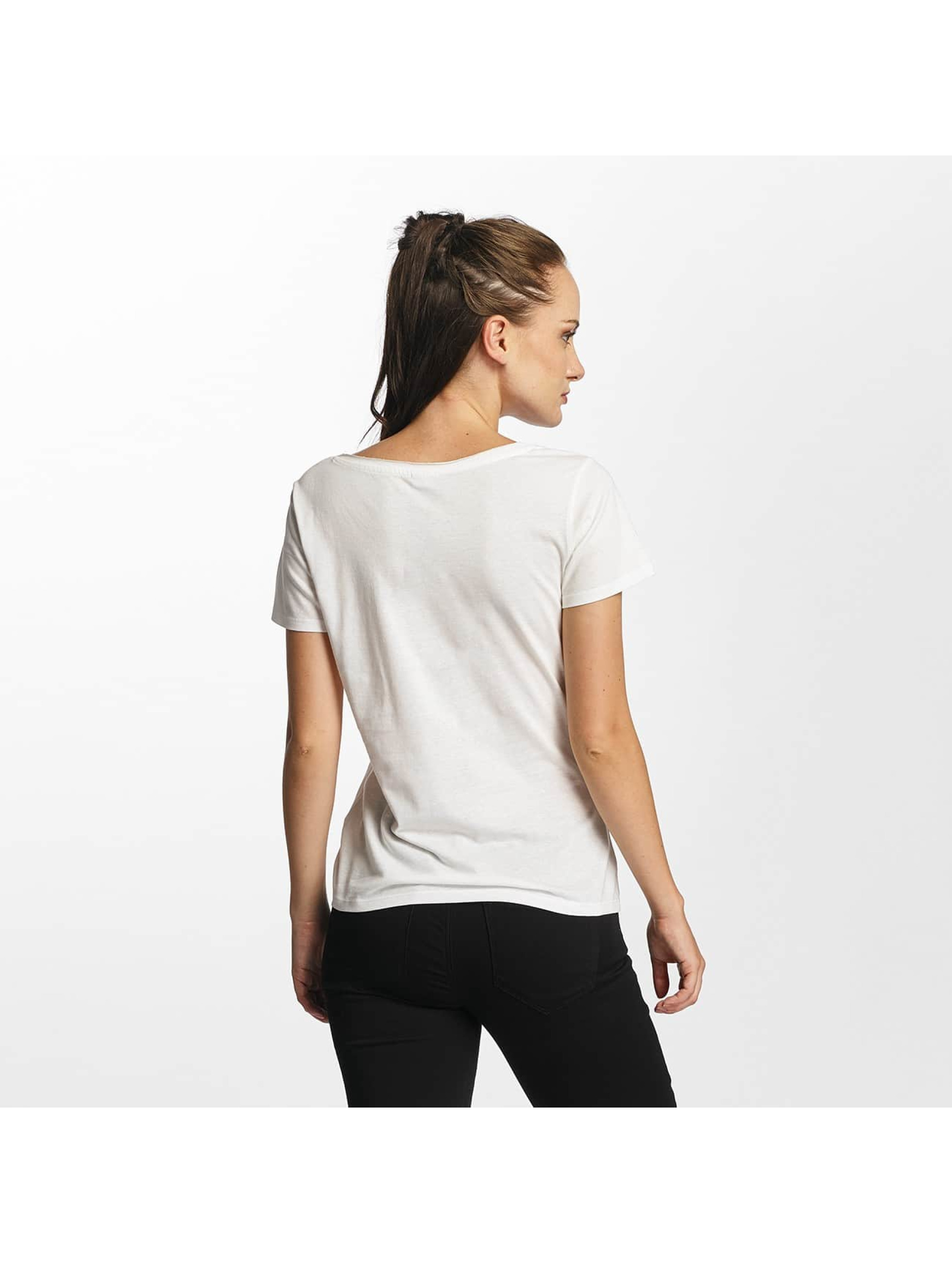 JACQUELINE de YONG T-Shirt jdyGlow blanc