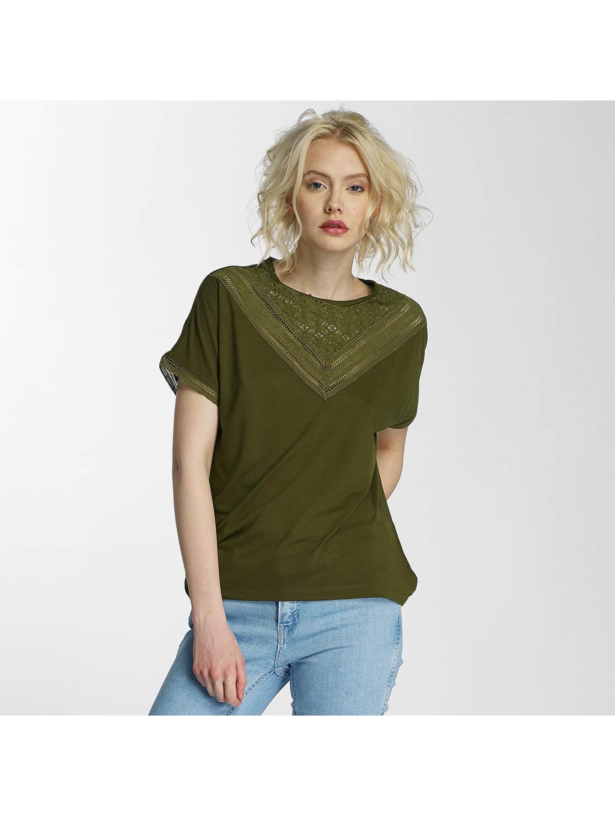 JACQUELINE de YONG T-Shirt jdyCarly olive
