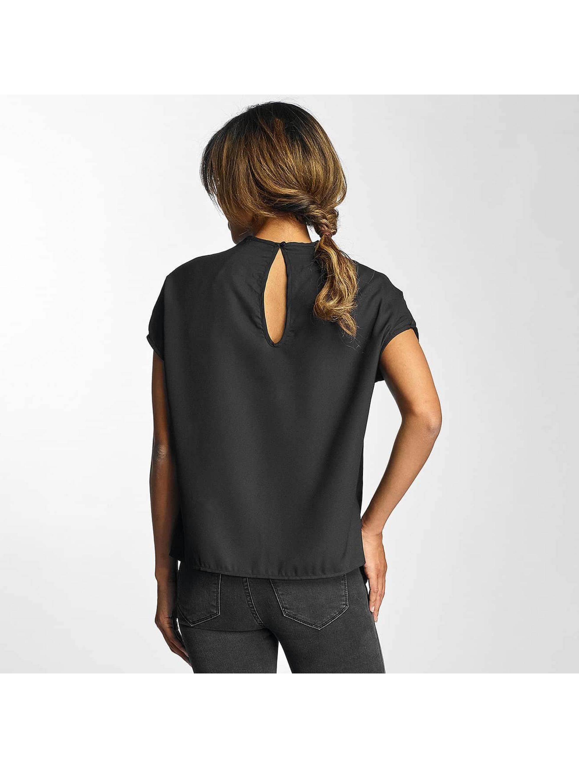 JACQUELINE de YONG T-Shirt jdyBriana schwarz