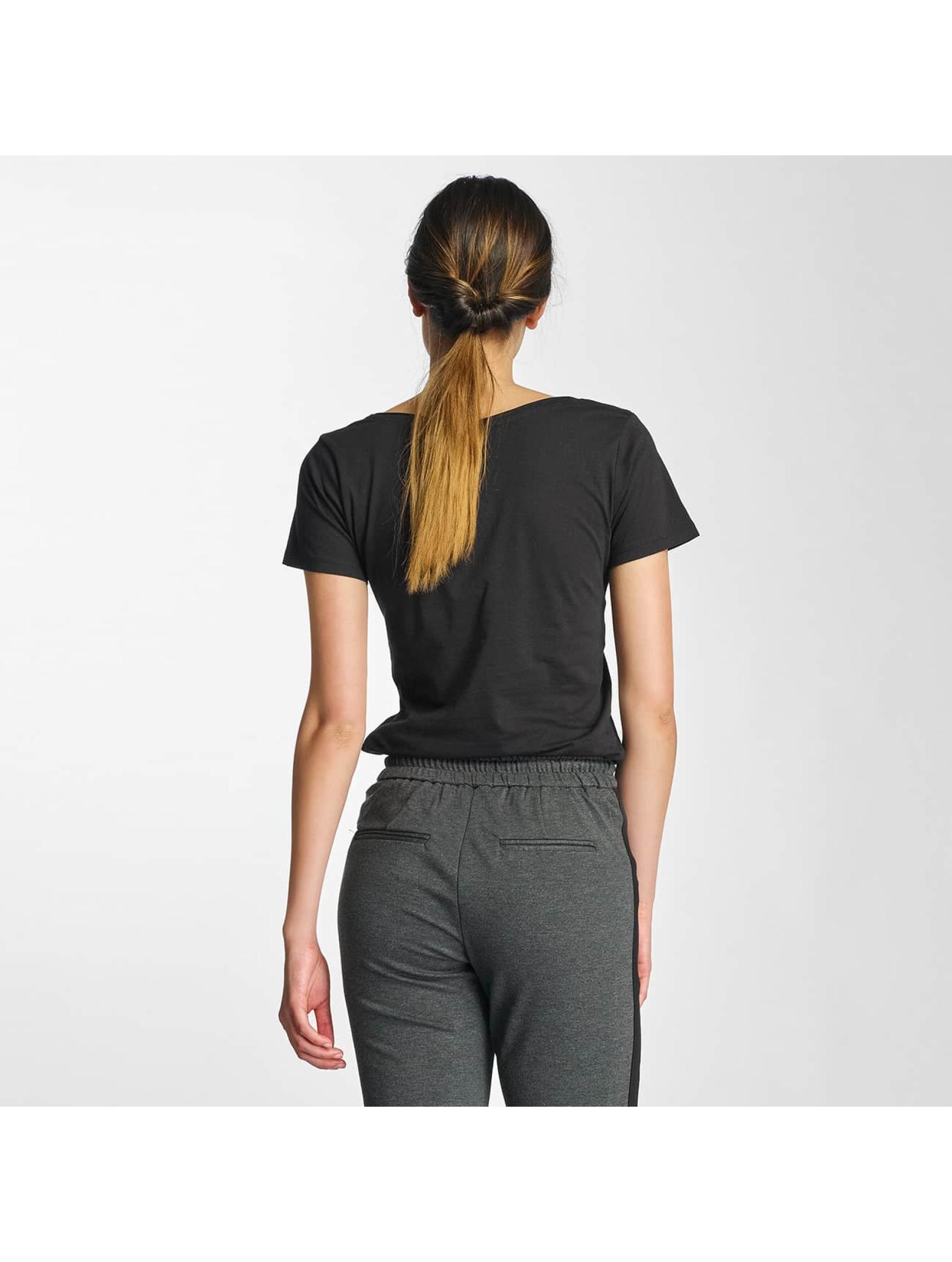 JACQUELINE de YONG T-Shirt jdyGlow schwarz