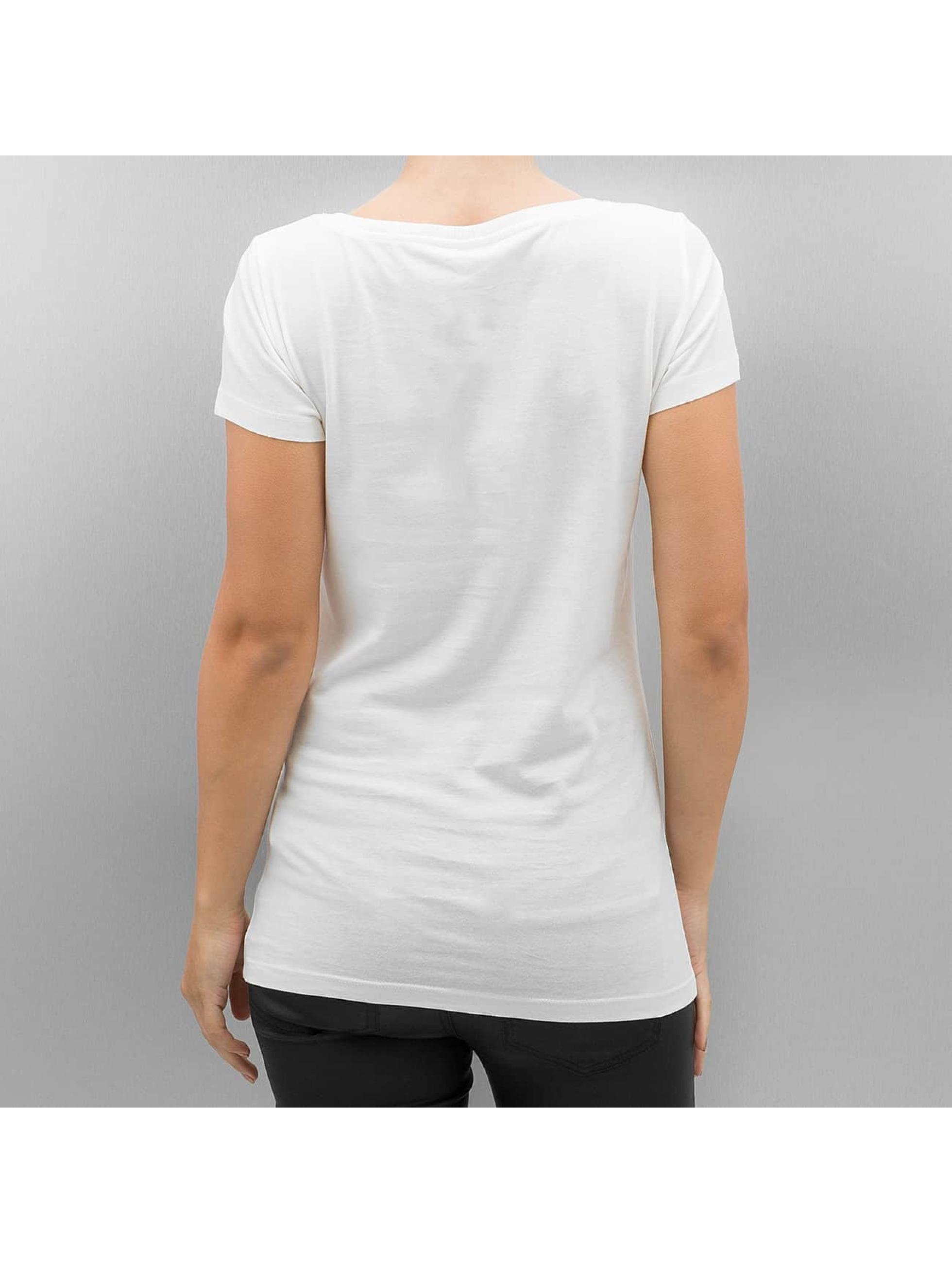 JACQUELINE de YONG T-shirt JdyBobbie vit