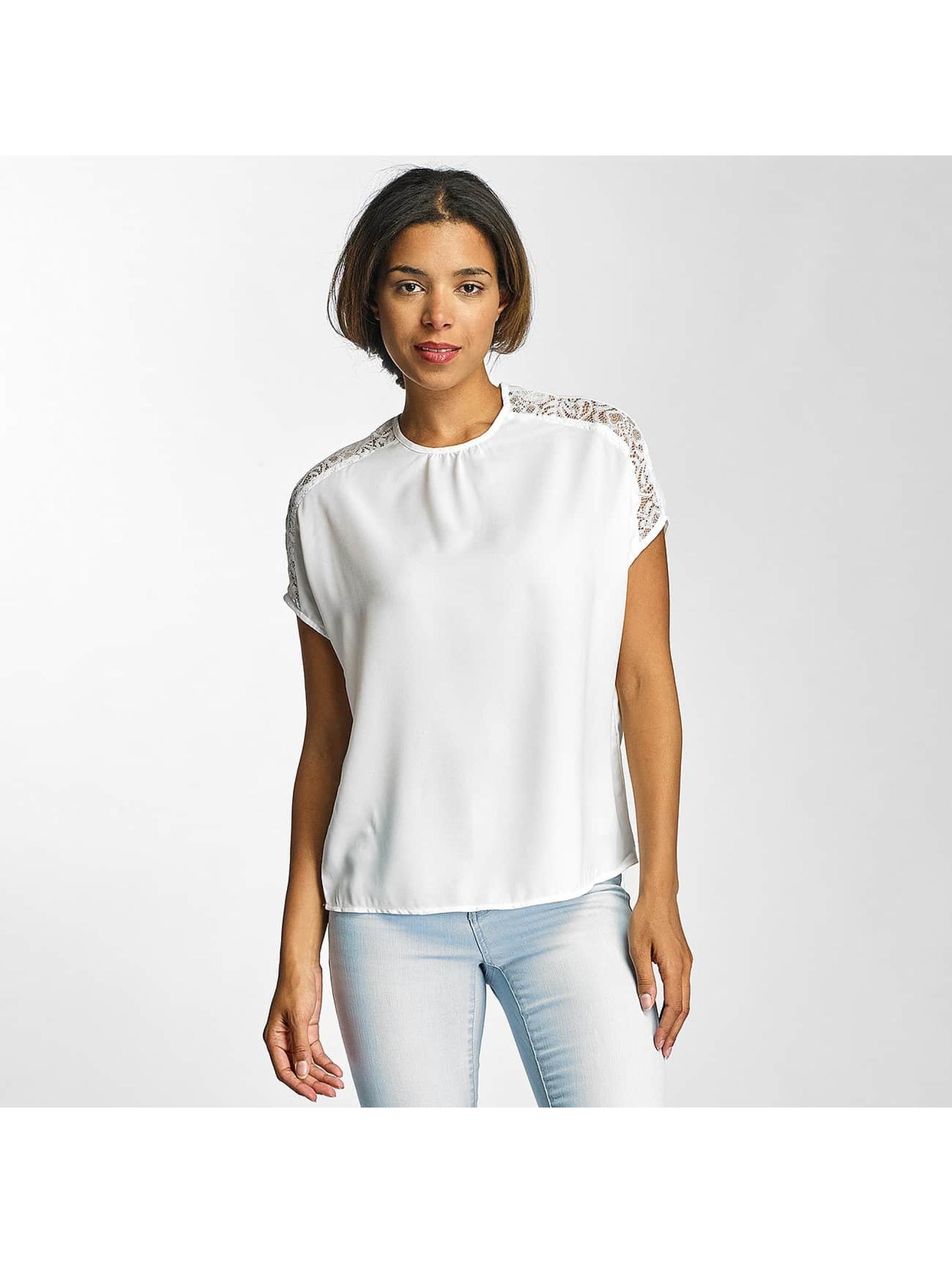 JACQUELINE de YONG T-Shirt jdyBriana weiß
