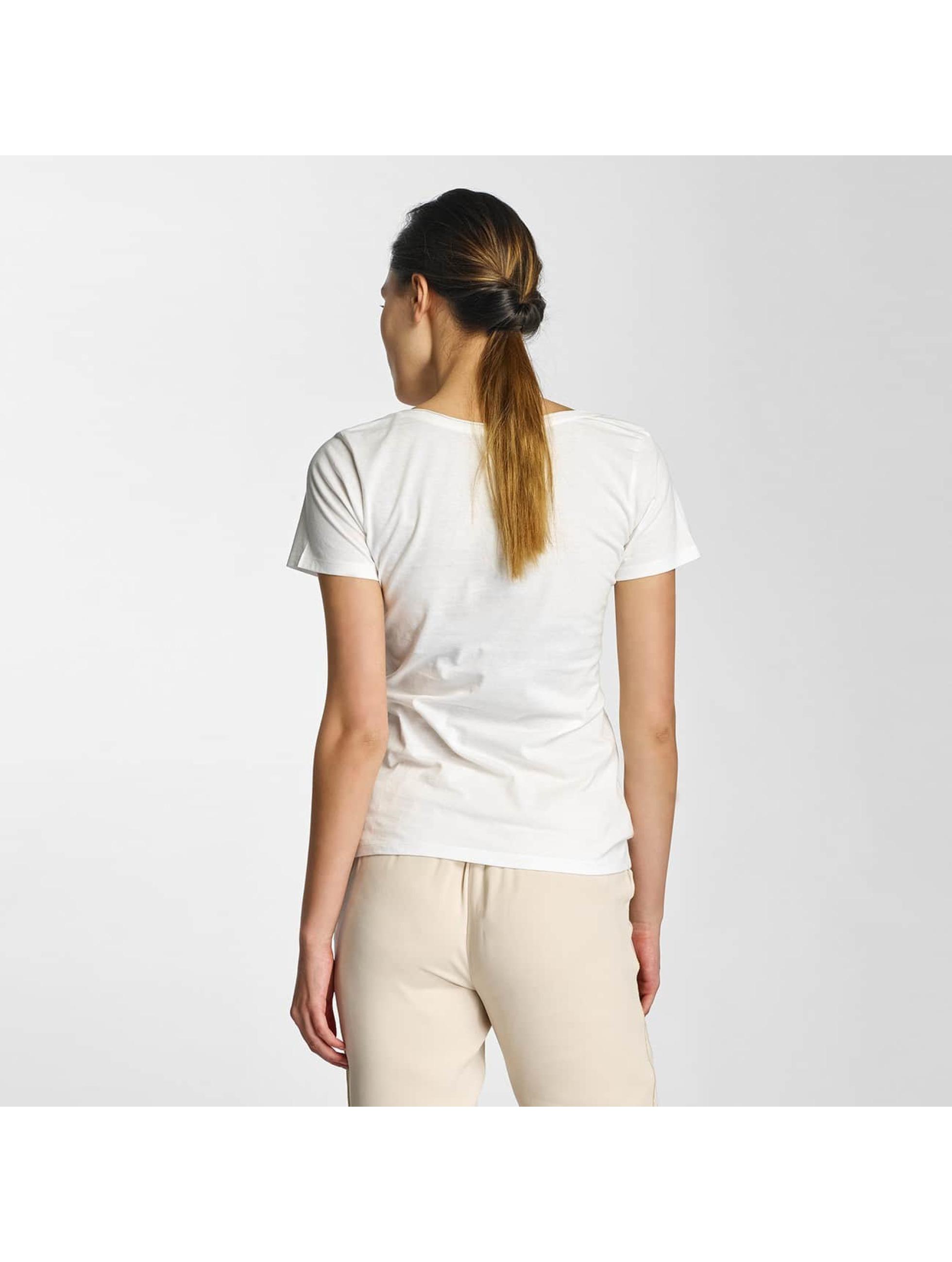 JACQUELINE de YONG T-Shirt jdyGlow white