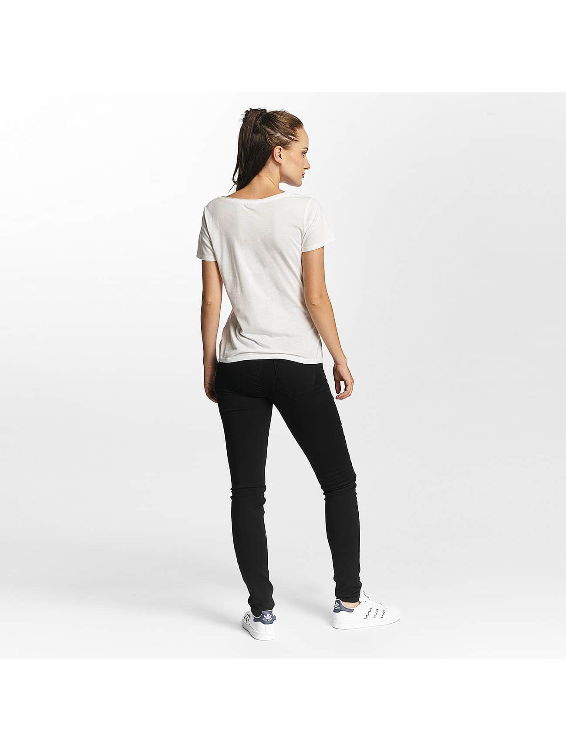 JACQUELINE de YONG t-shirt jdyGlow wit