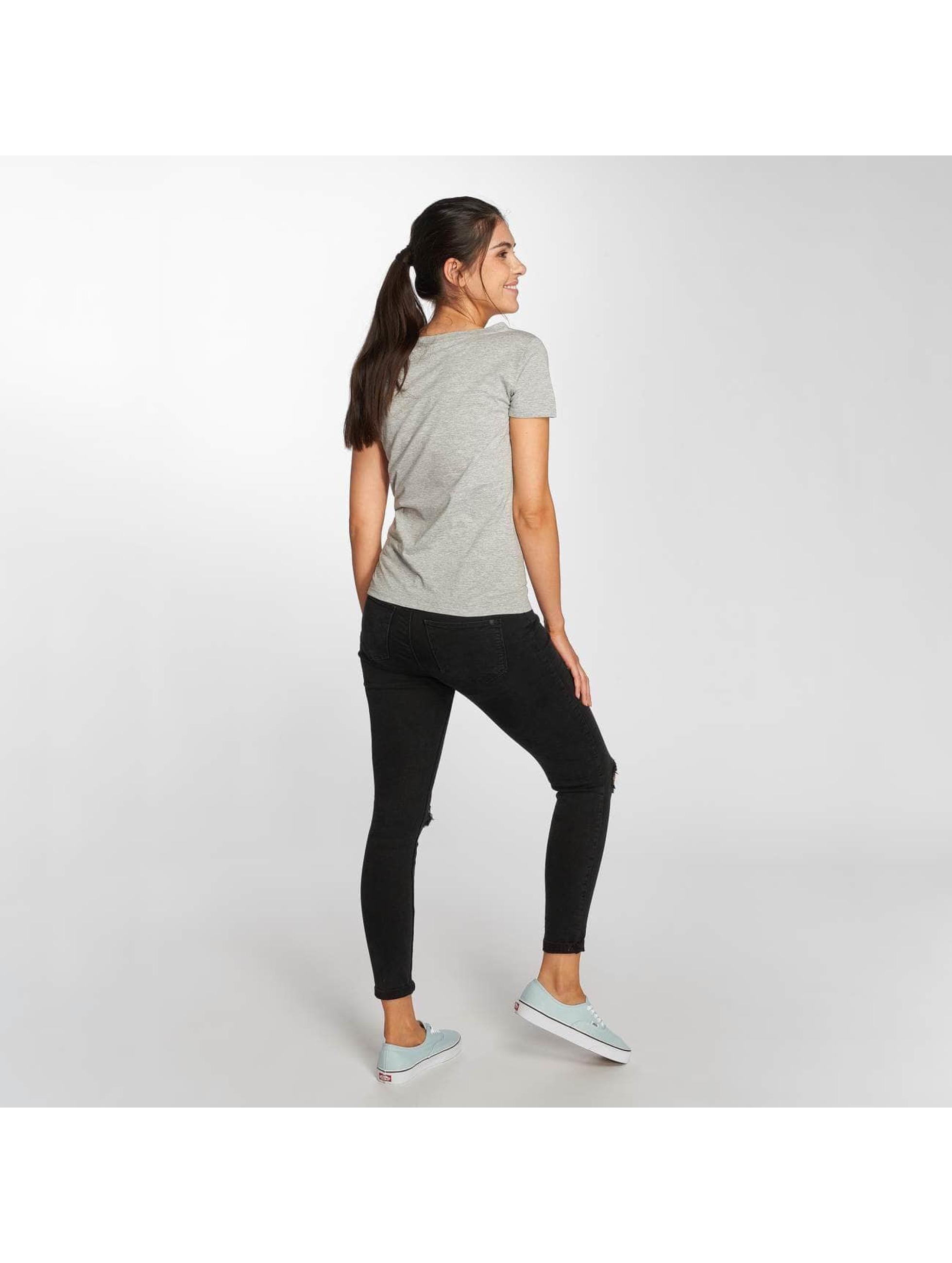 JACQUELINE de YONG T-shirts jdyRainbow grå