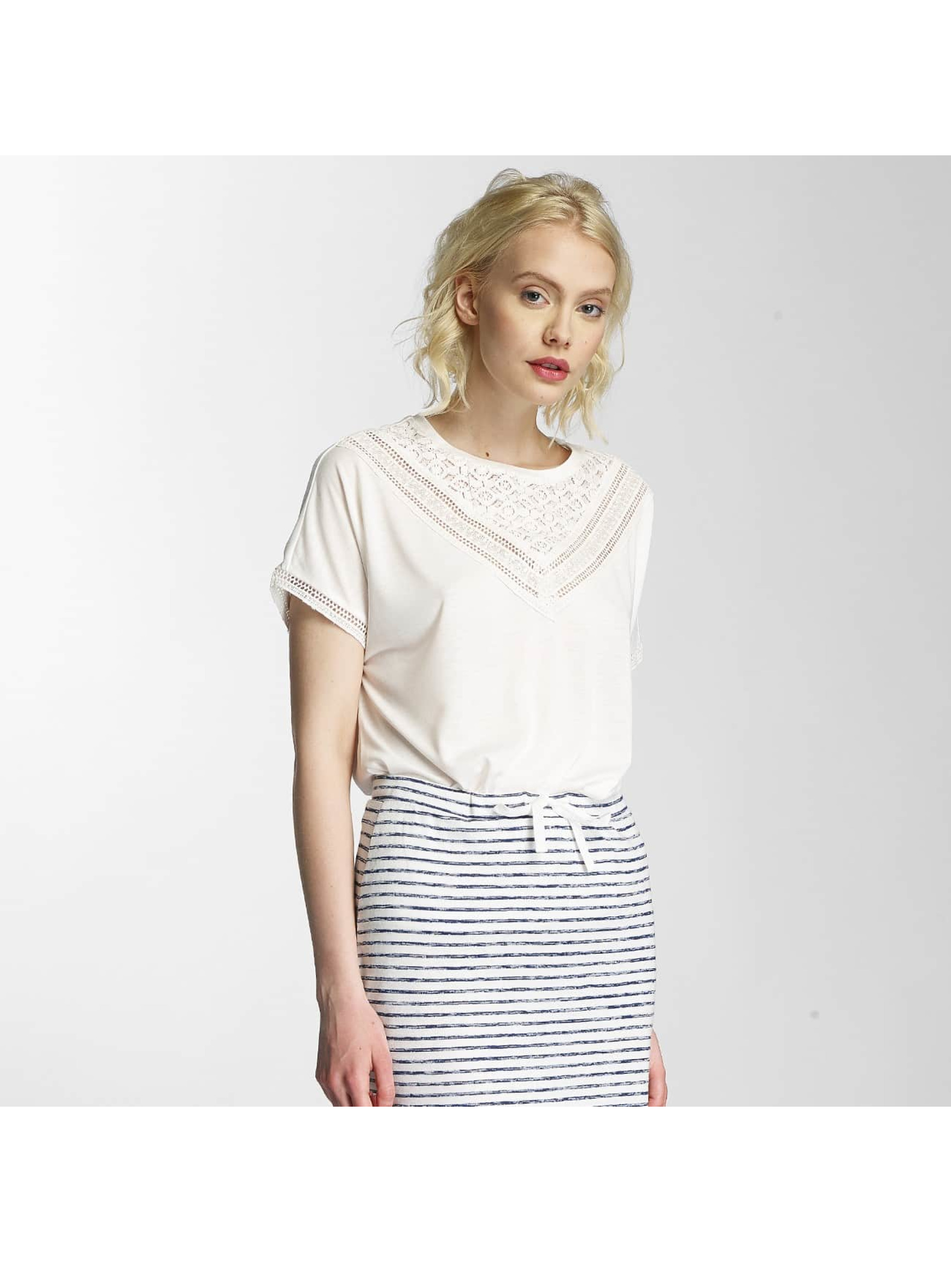 JACQUELINE de YONG T-skjorter jdyCarly hvit