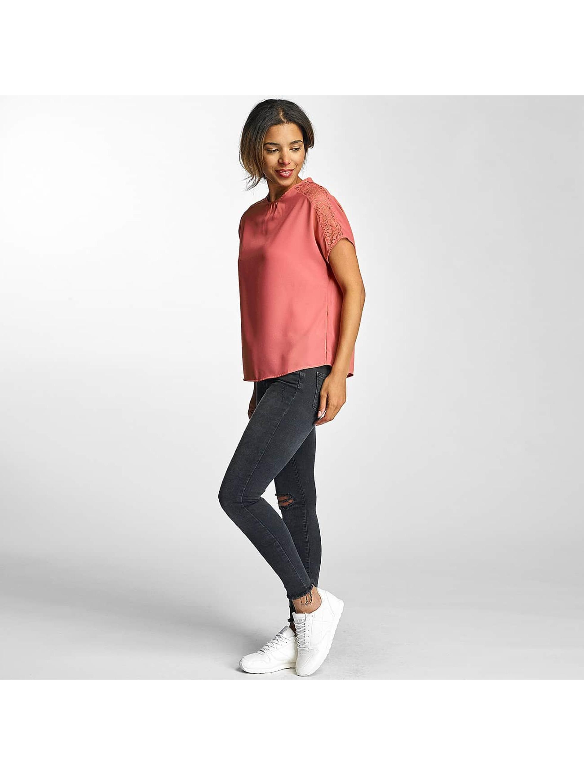 JACQUELINE de YONG T-skjorter jdyBriana rosa