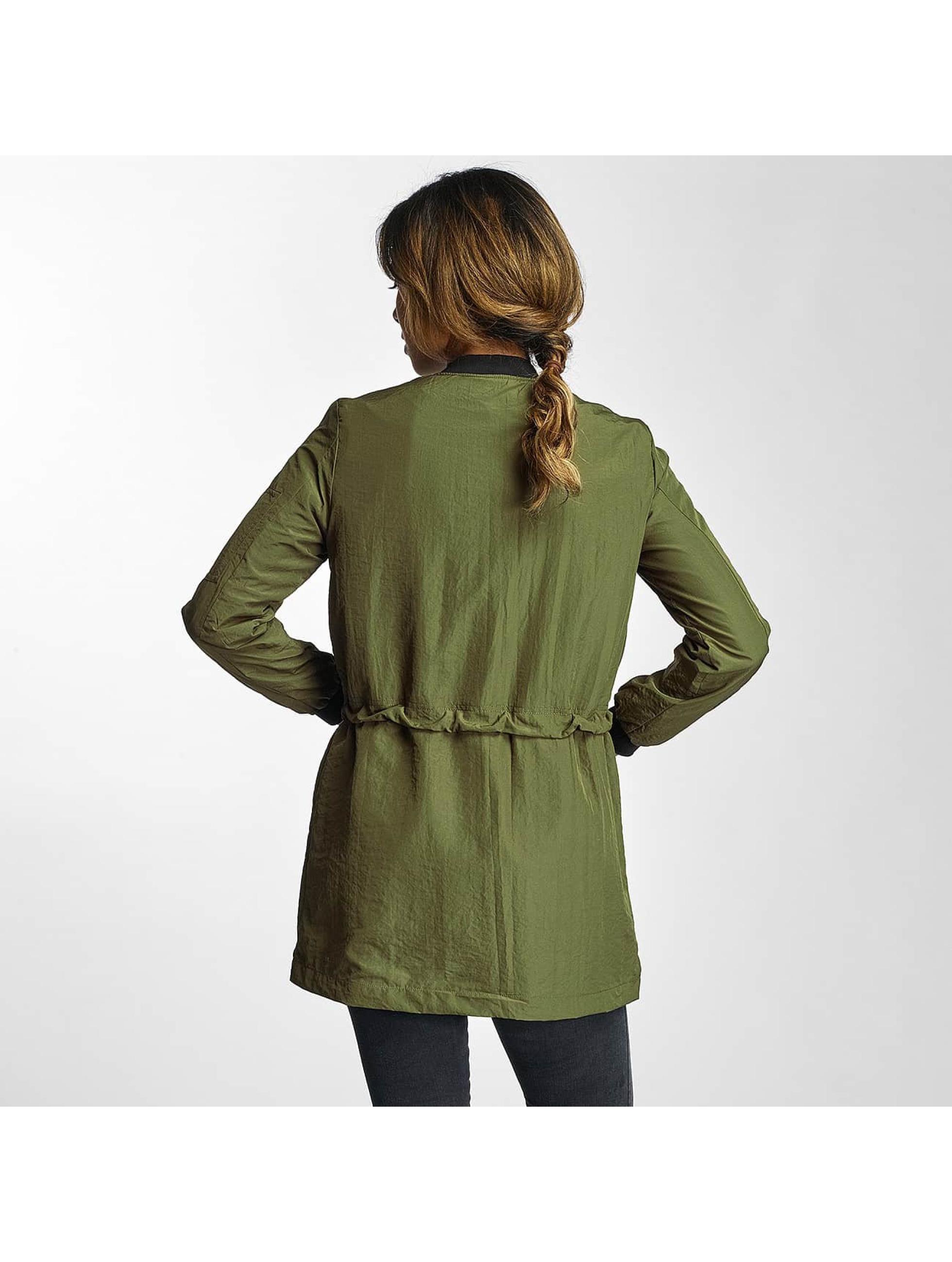JACQUELINE de YONG Transitional Jackets jdyMaria oliven