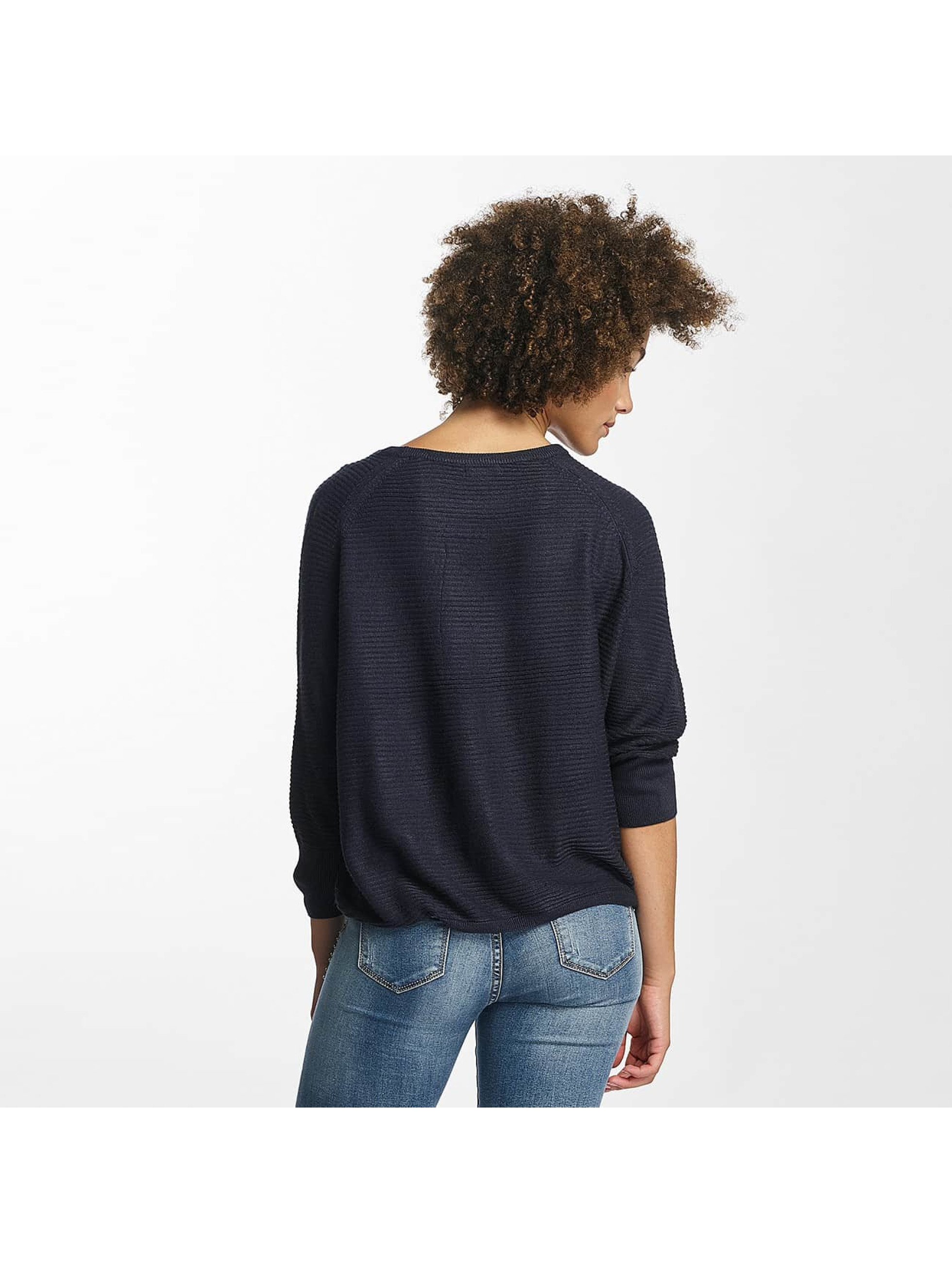 JACQUELINE de YONG trui jdyMati Knit blauw