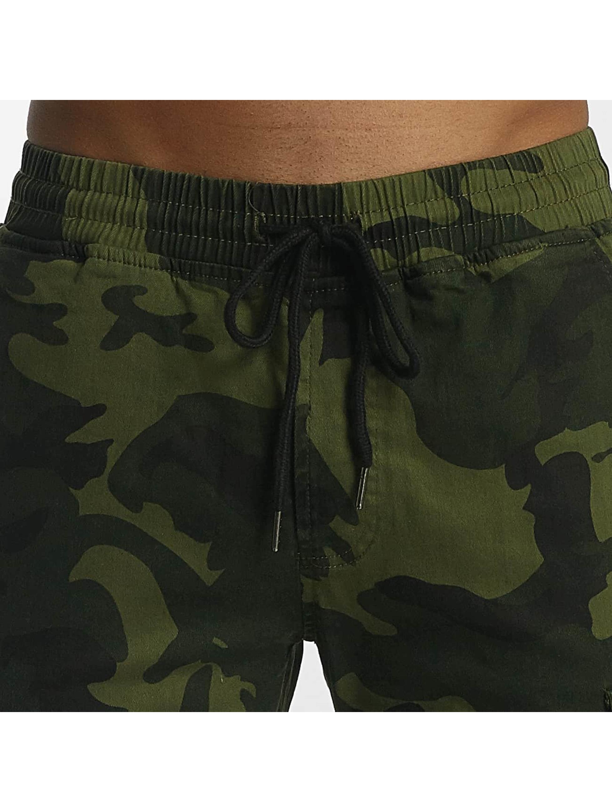 John H Jogging Lime camouflage