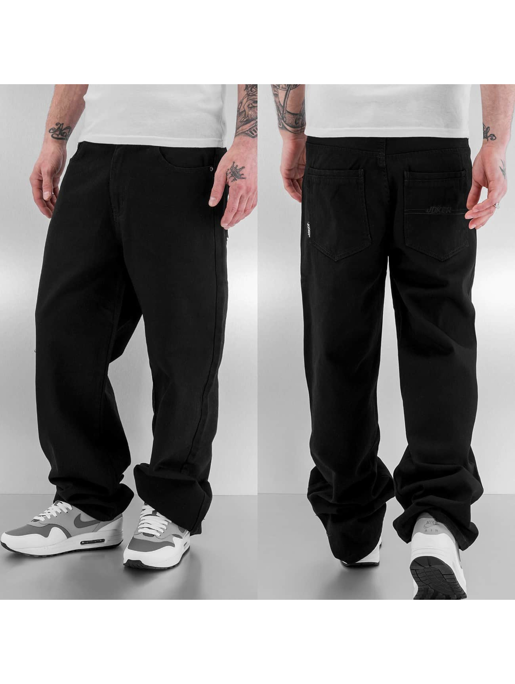 Joker Baggy Oriol Basic schwarz