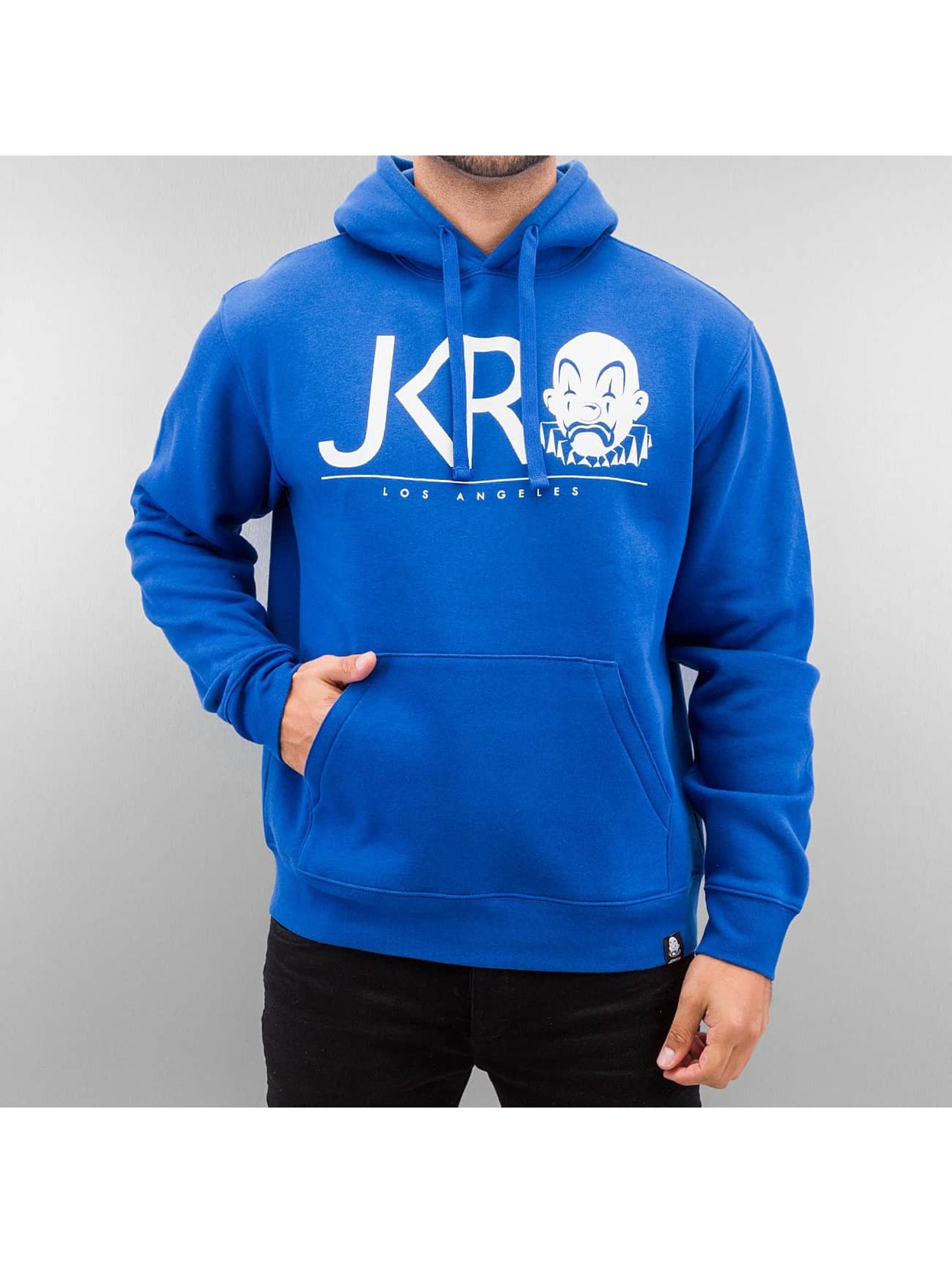 Hoody JKR in blau