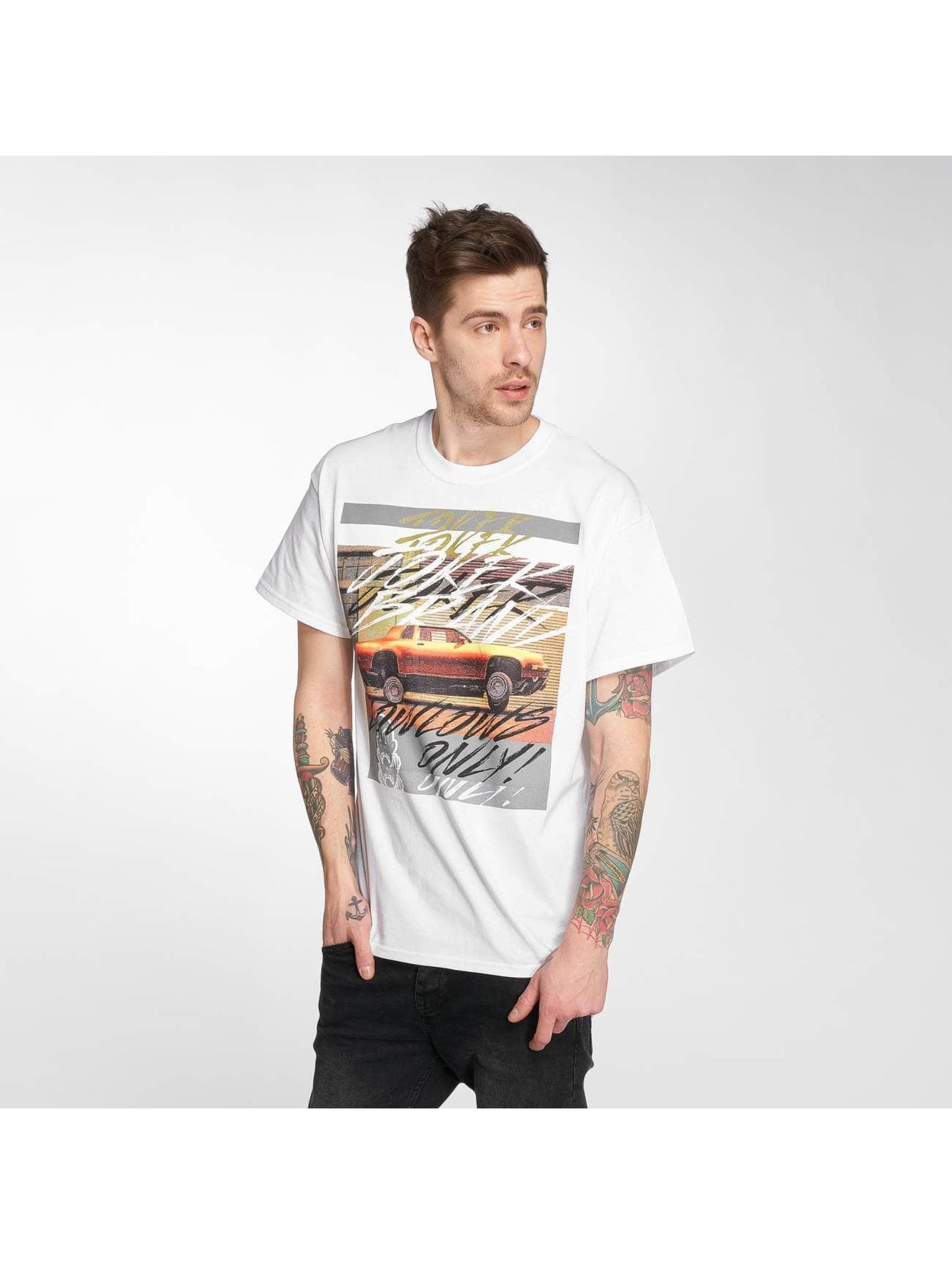 Joker T-shirt LowLow bianco