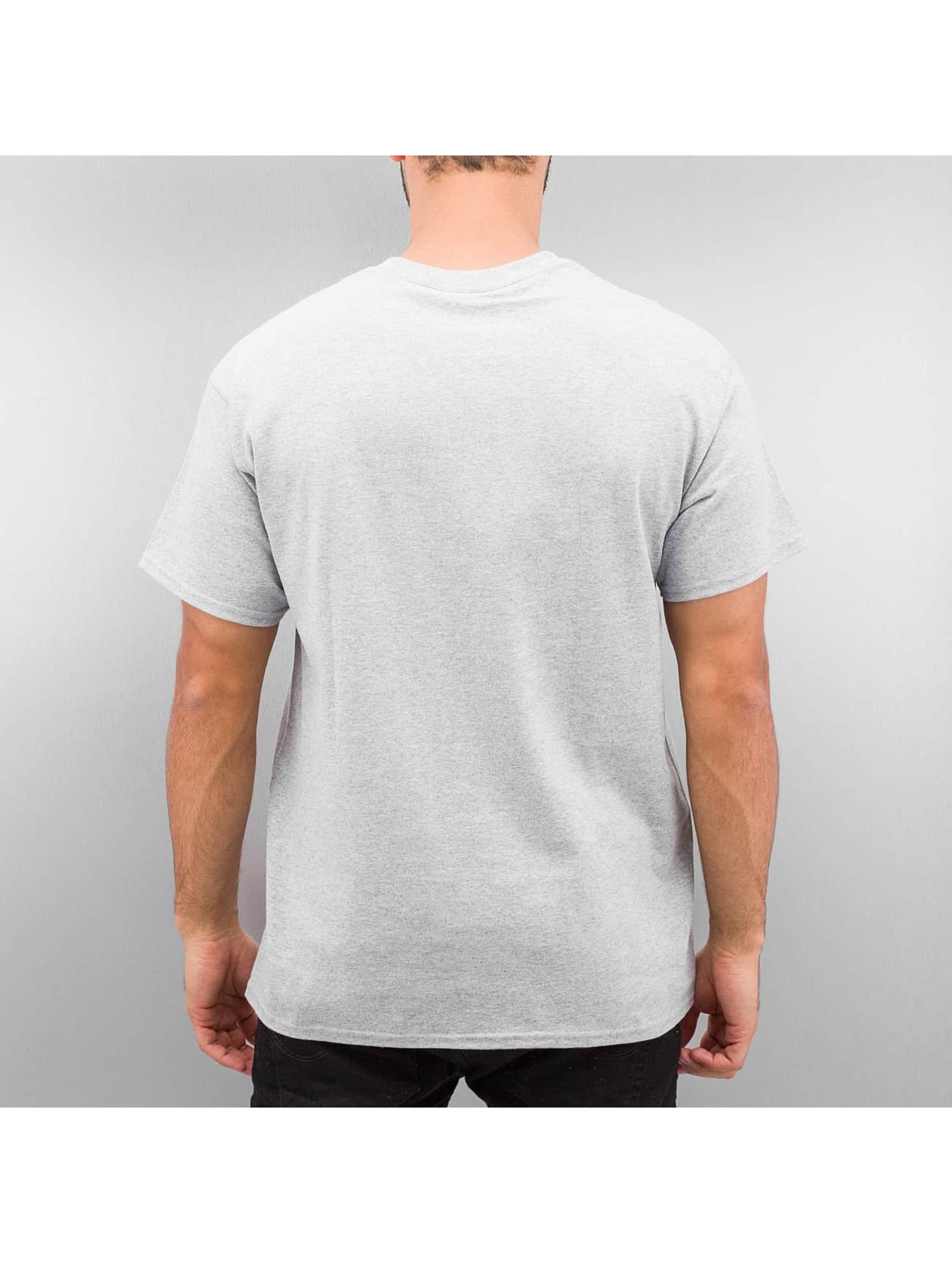 Joker T-Shirt Clown Brand gris