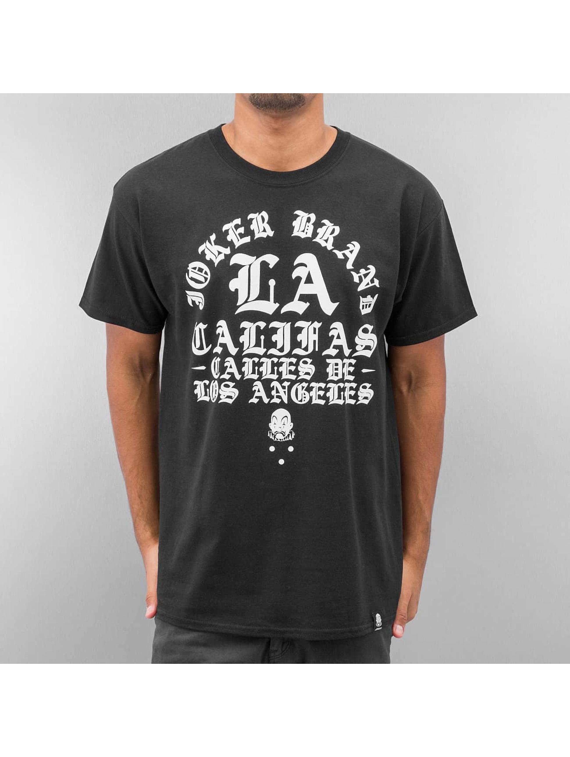 Joker T-Shirt Calles noir