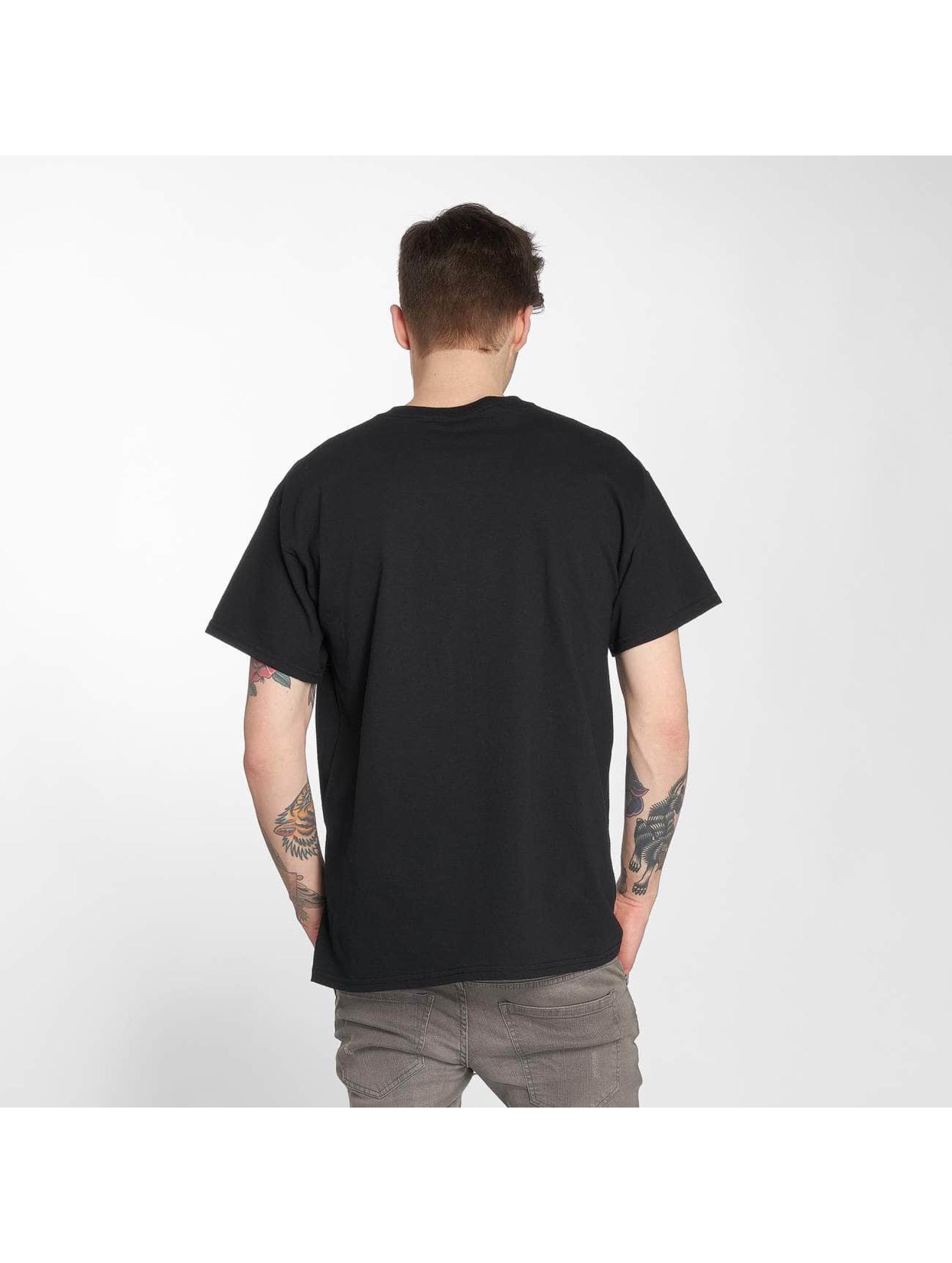 Joker T-Shirt Bullet schwarz