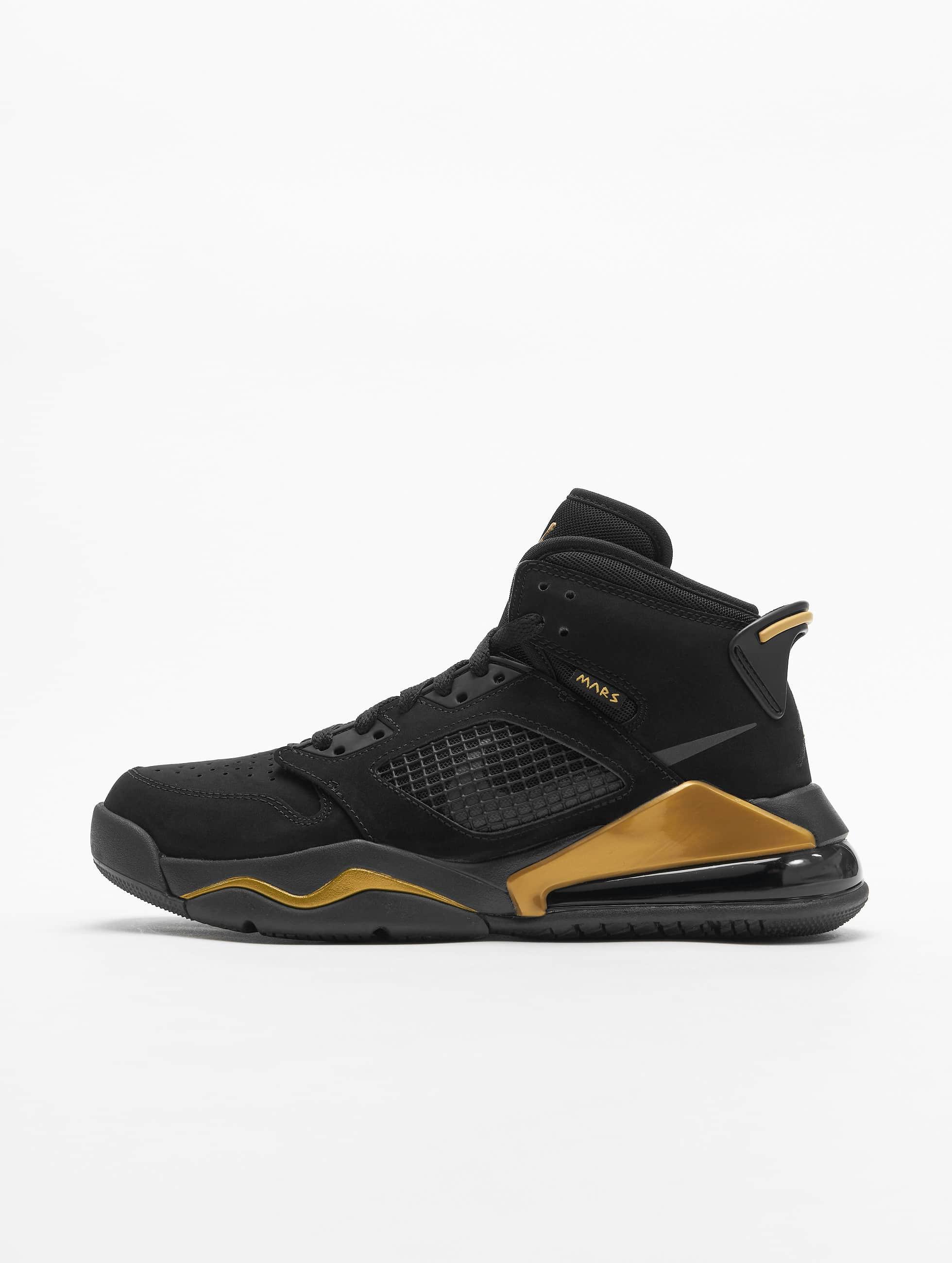Jordan Mars 270 (GS) Sneakers BlackAnthraciteMetallic GoldenBlack