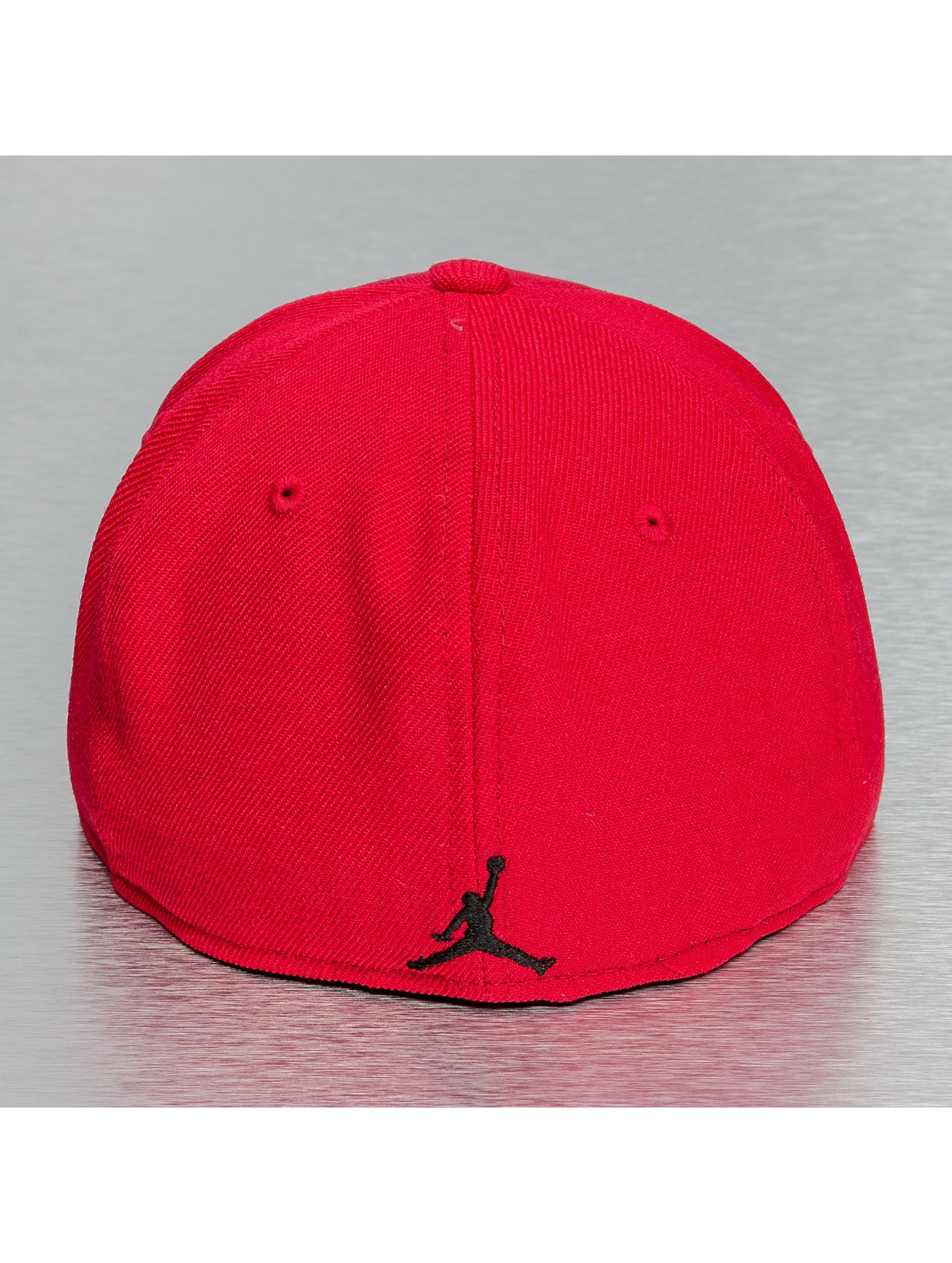 Jordan Casquette Fitted Jumpman rouge