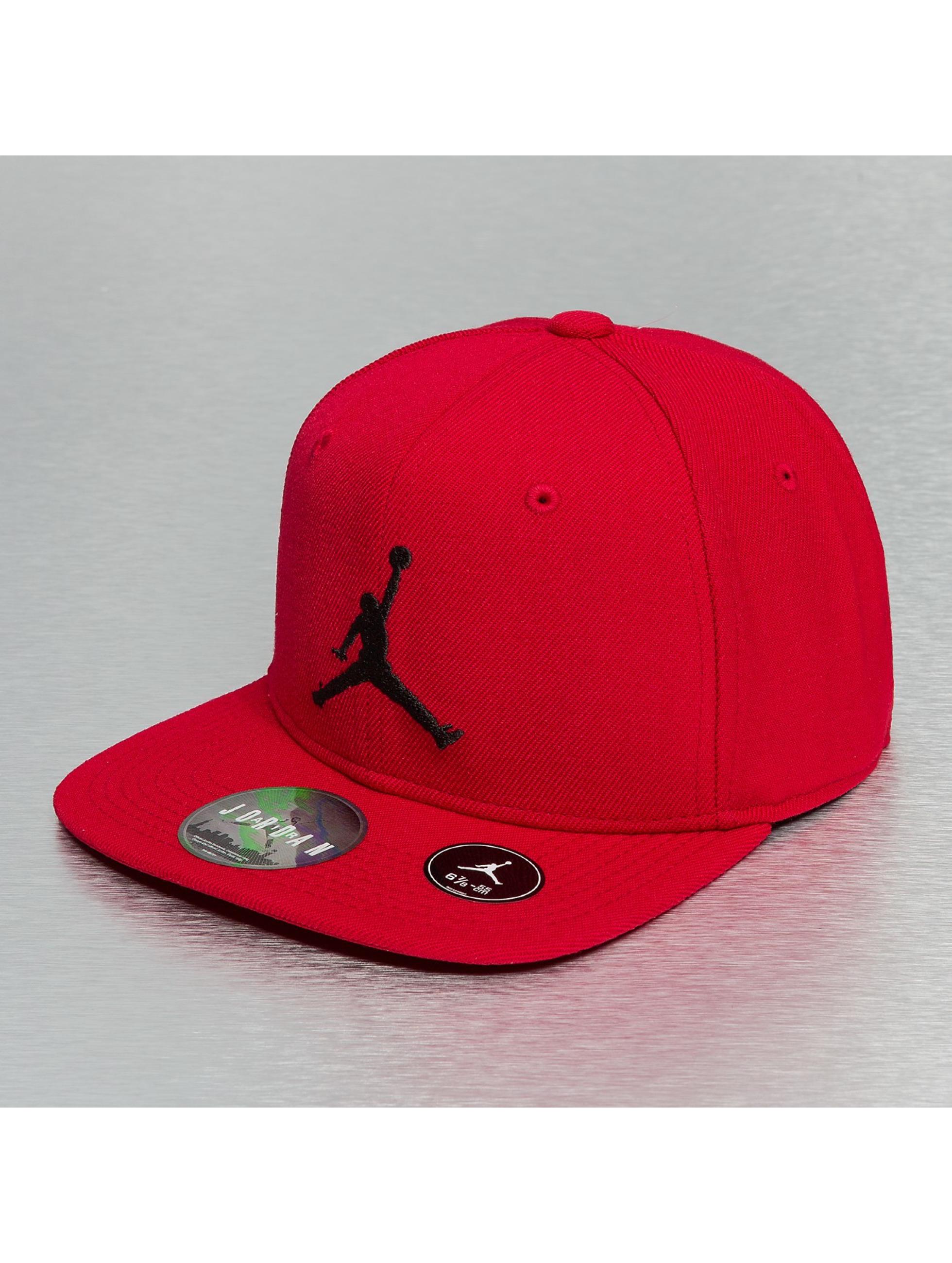 Jordan Fitted Cap Jumpman rot