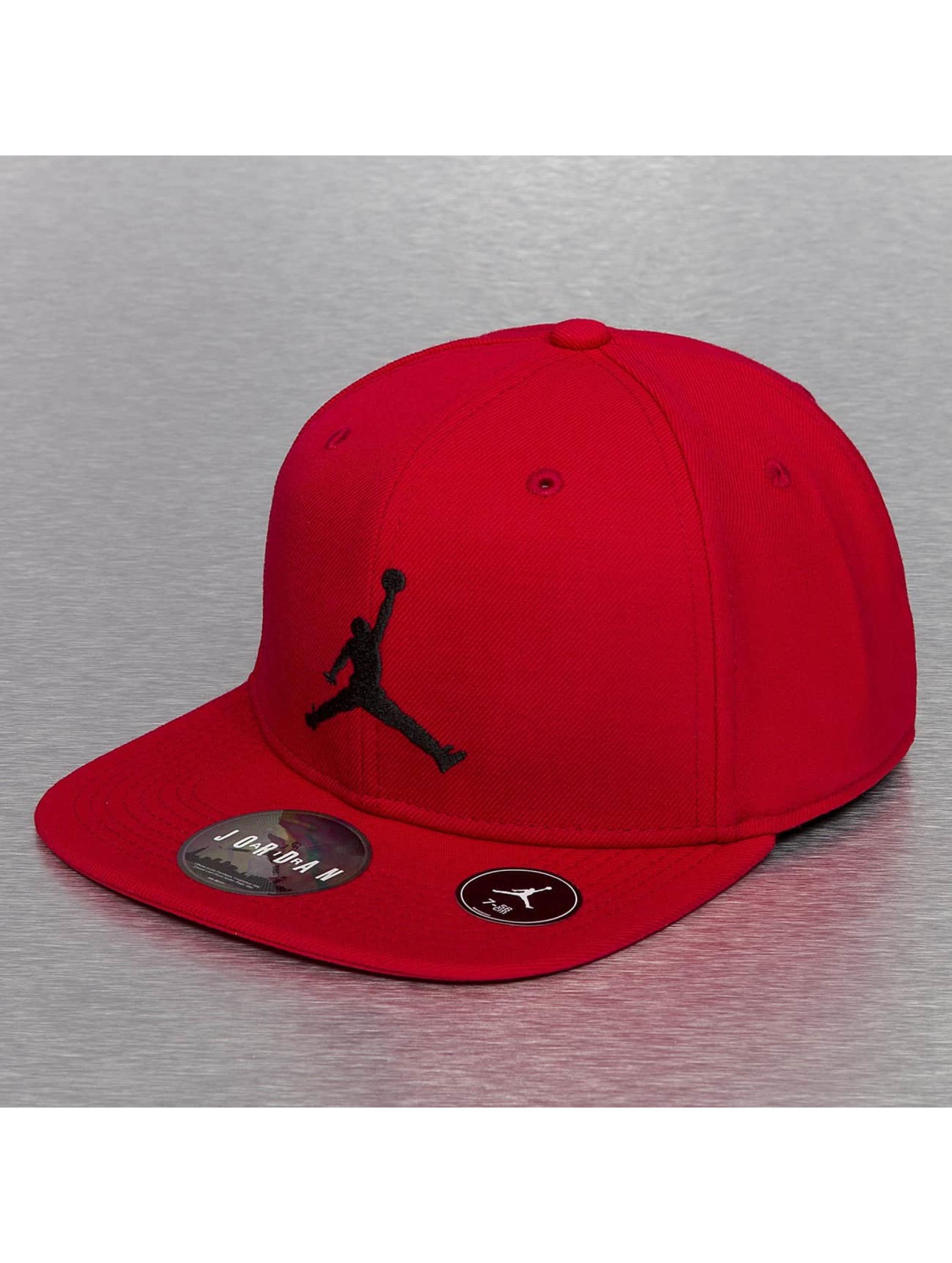 Jordan Hip hop -lippikset Jumpman punainen