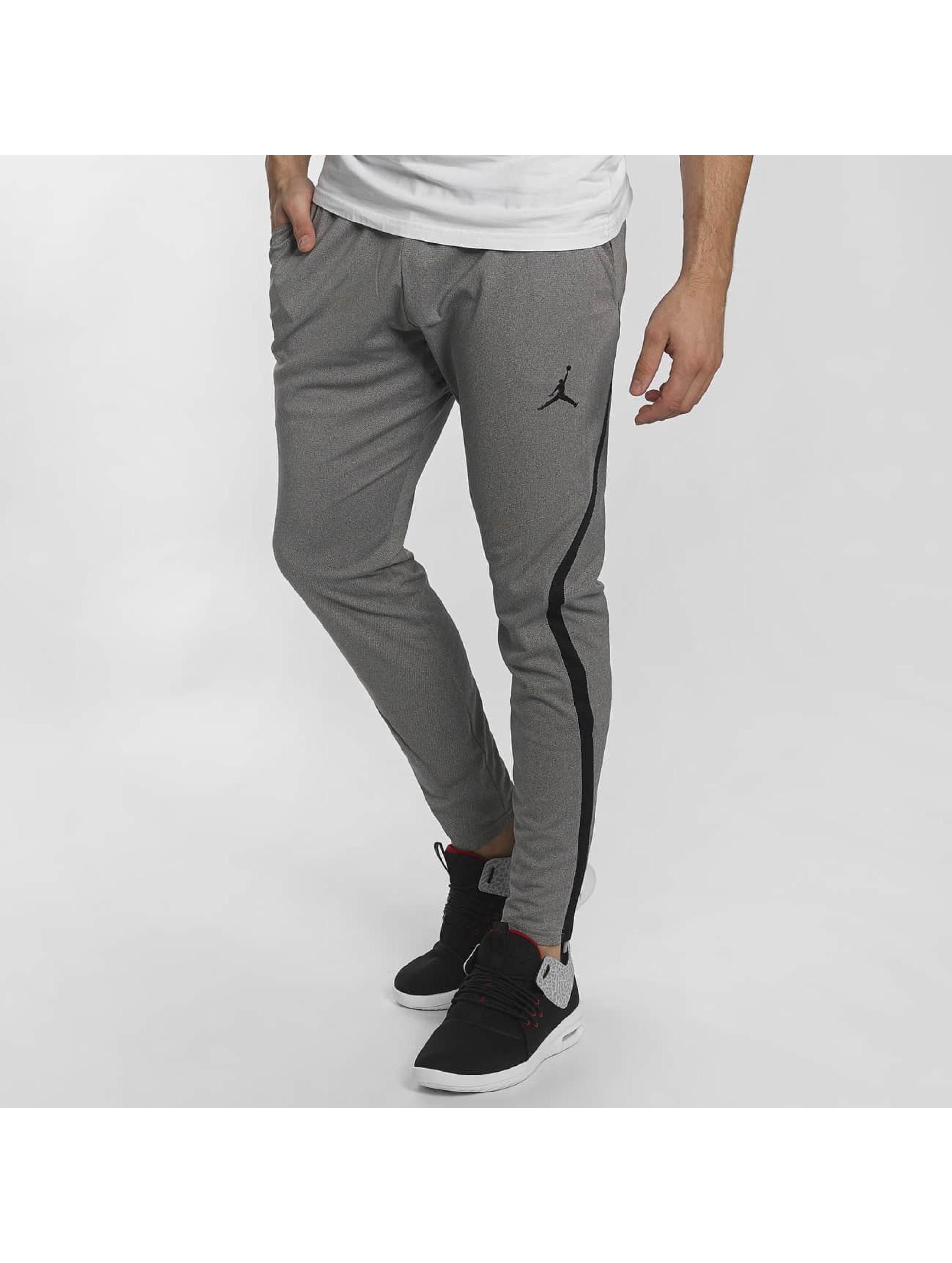 jordan herren jogginghose dry 23 alpha in grau 425621. Black Bedroom Furniture Sets. Home Design Ideas