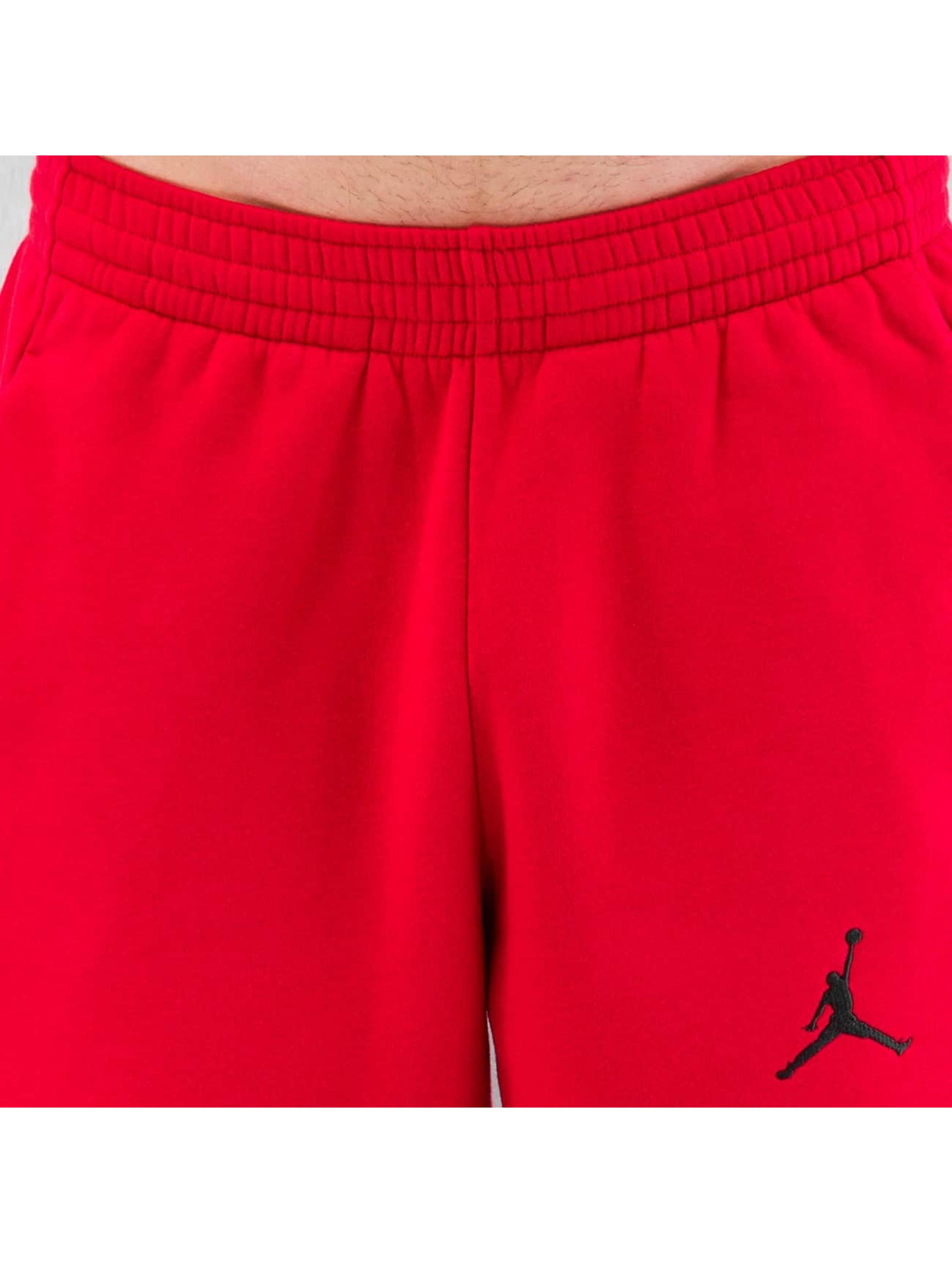 Jordan Jogginghose Flight rot