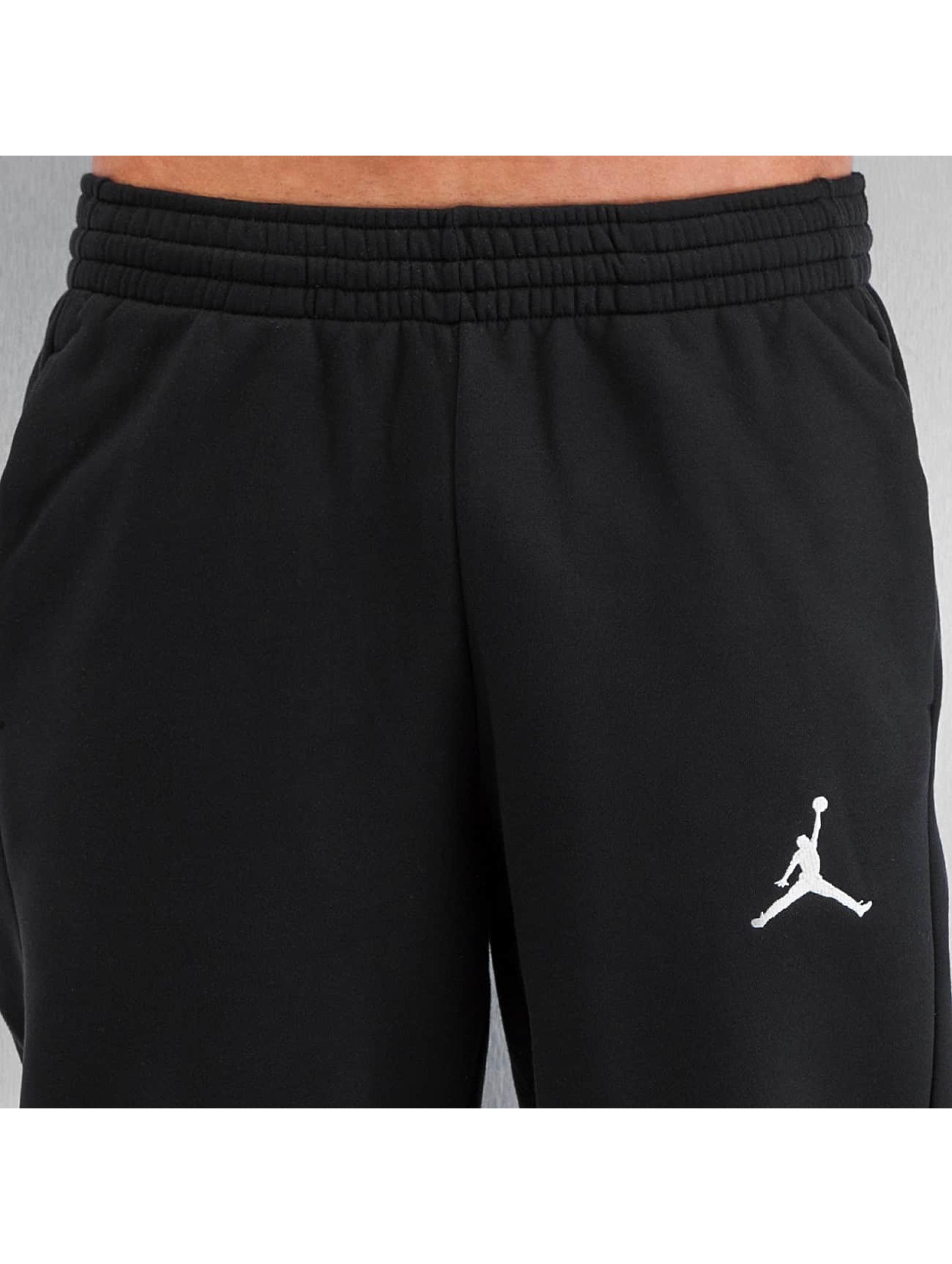 Jordan Jogginghose Flight schwarz