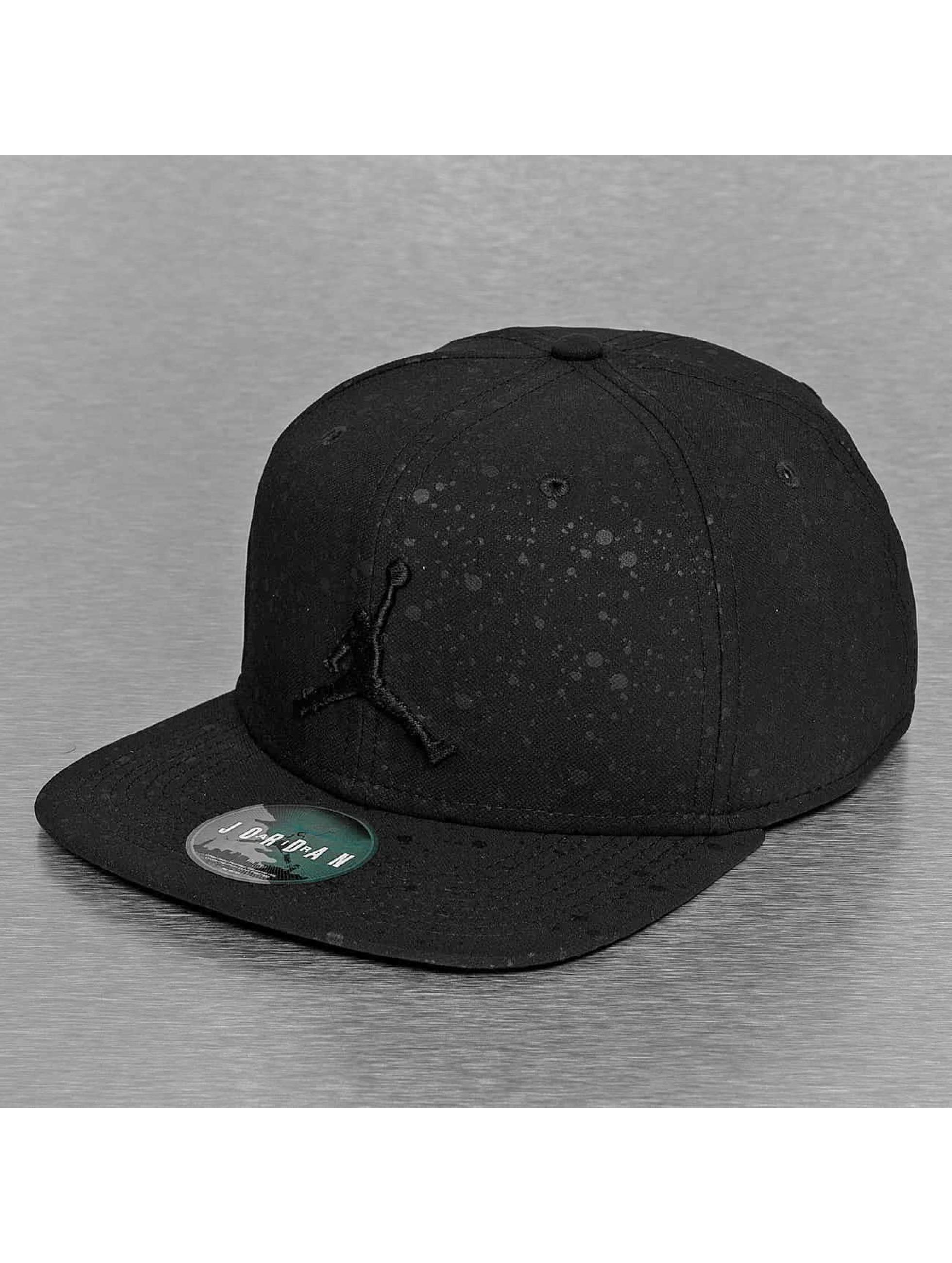 Jordan Snapback Cap 5 schwarz