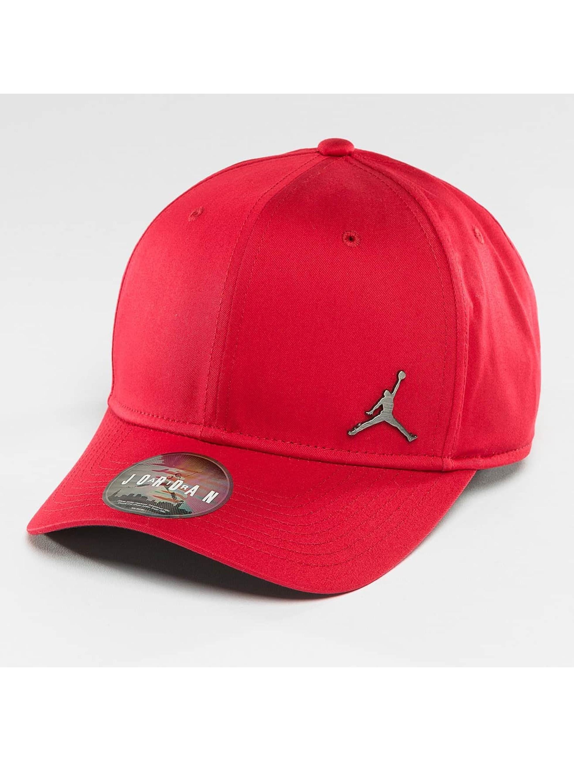 24817578ae5 ... coupon code for jordan snapback caps clc99 metal jumpman rød faee1 73c7f