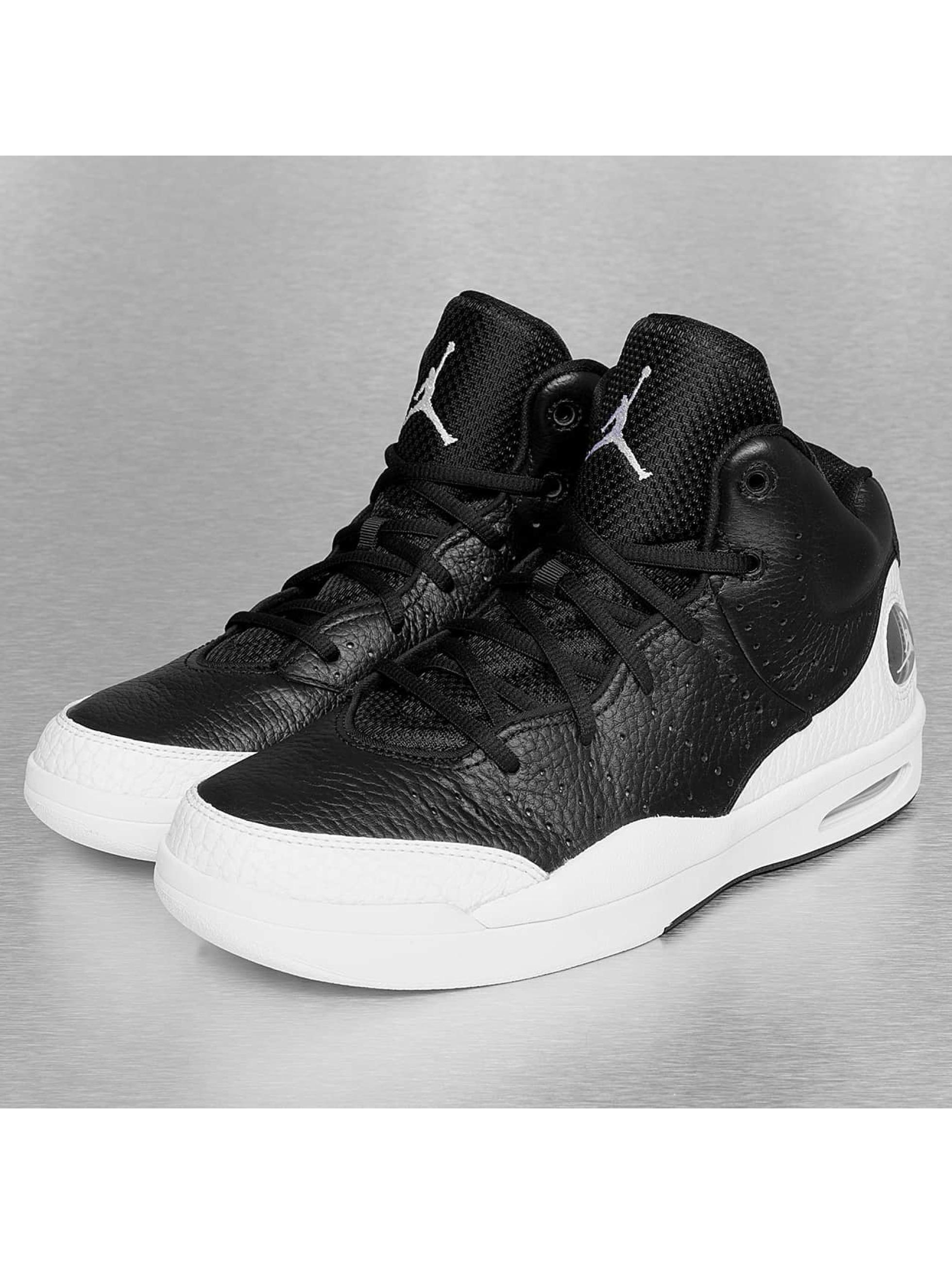 Sneaker Flight Tradition in schwarz