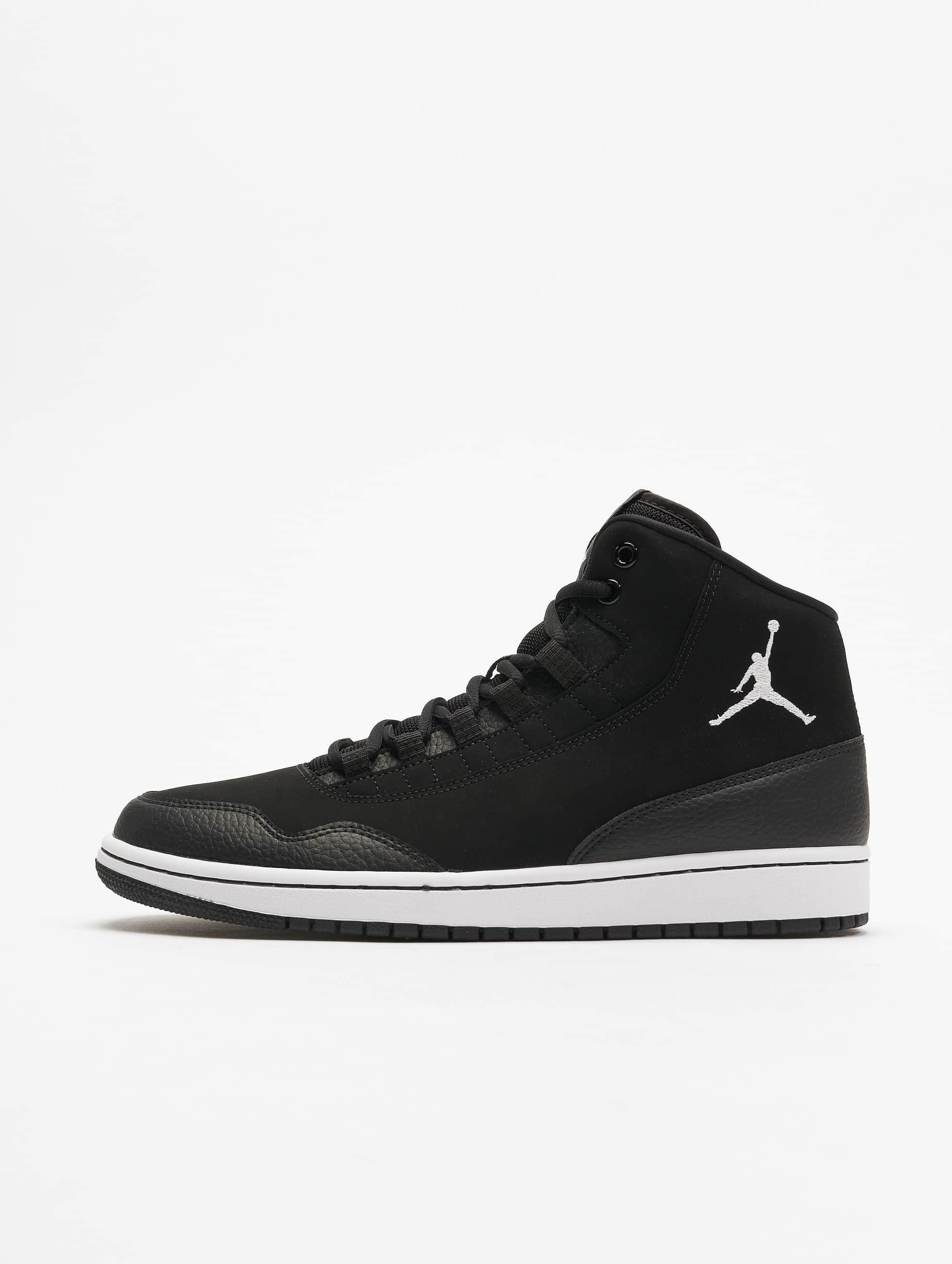 jordan herren sneaker executive in schwarz 257066. Black Bedroom Furniture Sets. Home Design Ideas