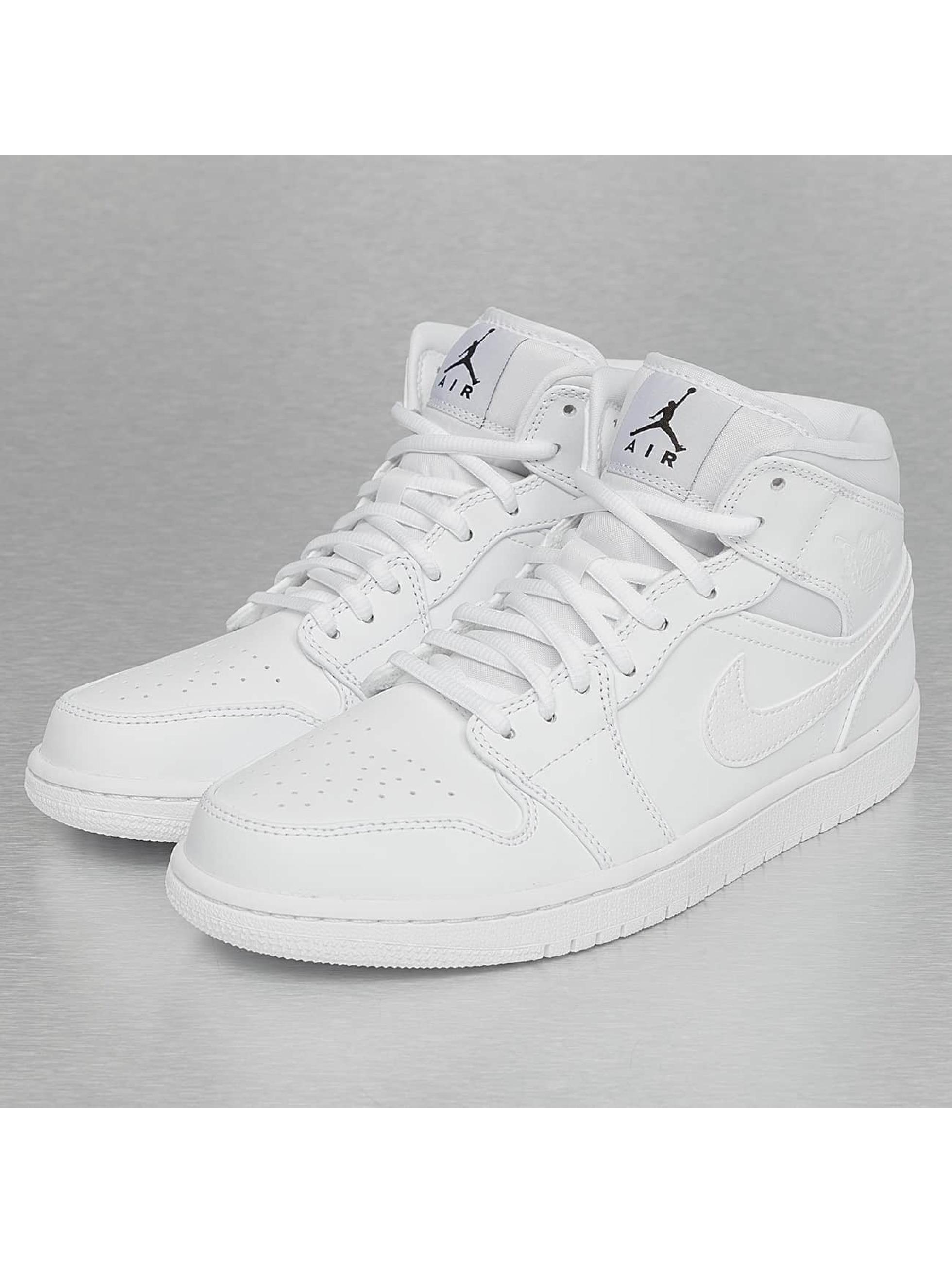 Sneaker 1 Mid in weiß