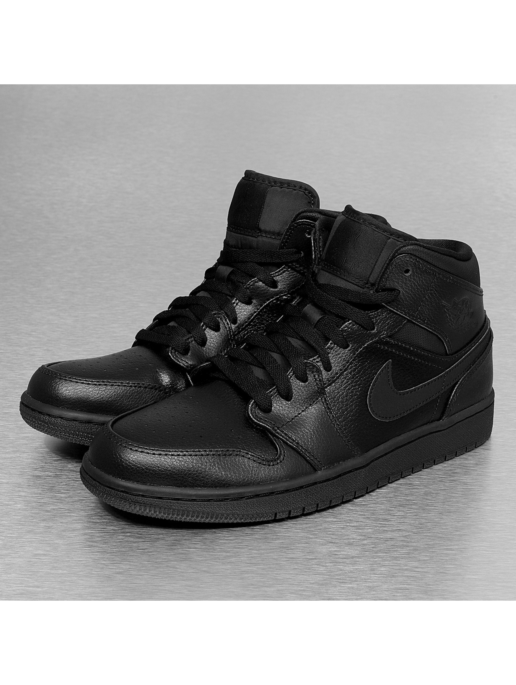 Nike Air Force Dames Zwart