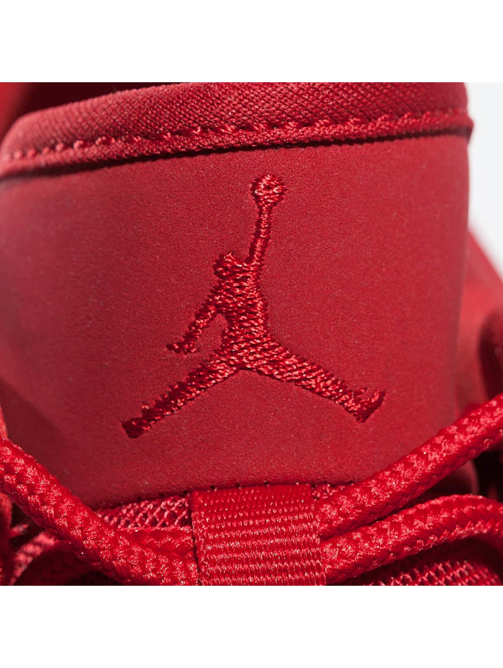 Jordan Sneakers 1 Flight 5 Low èervená