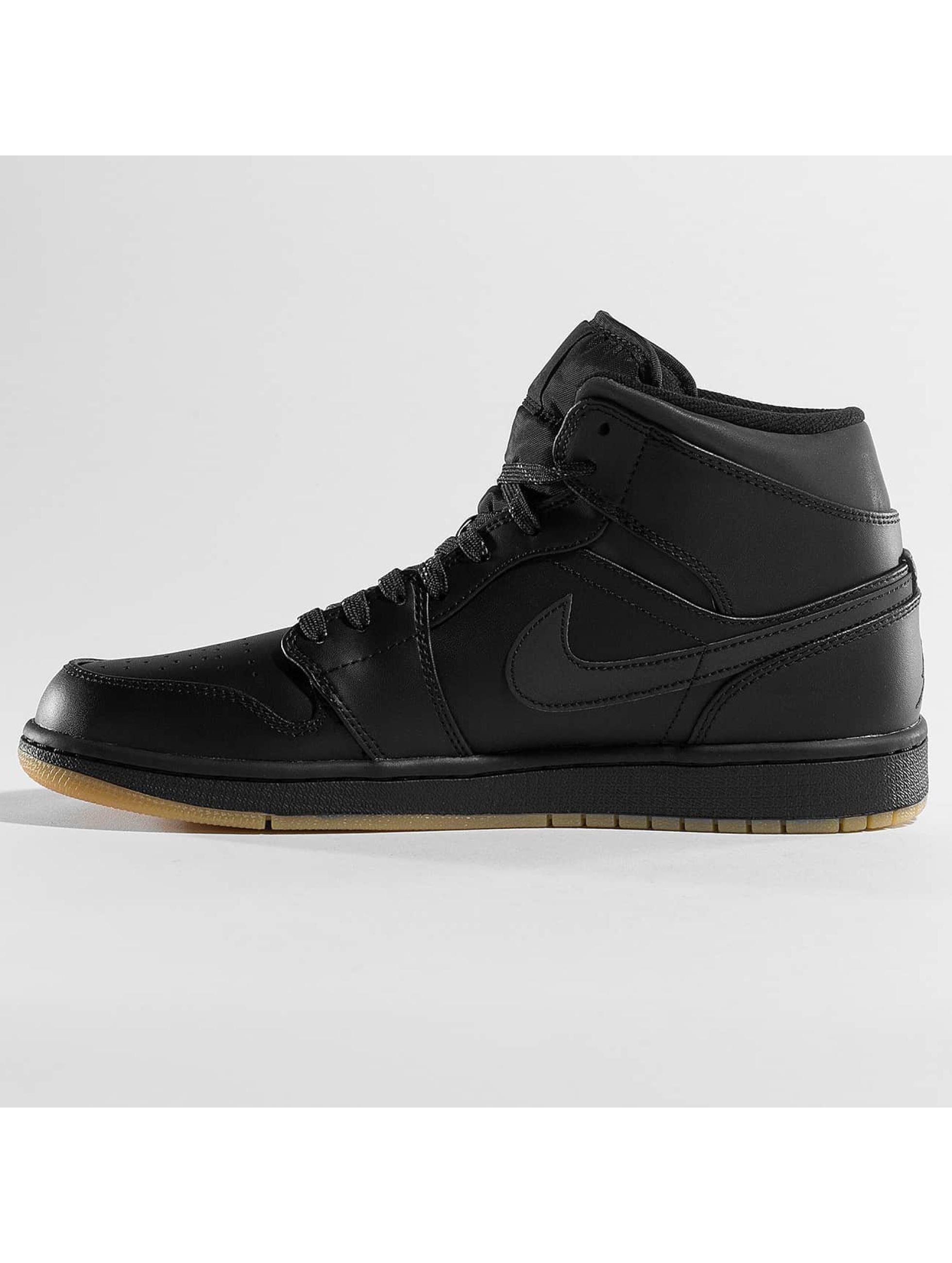 Jordan Sneakers Air 1 Mid Winterized black