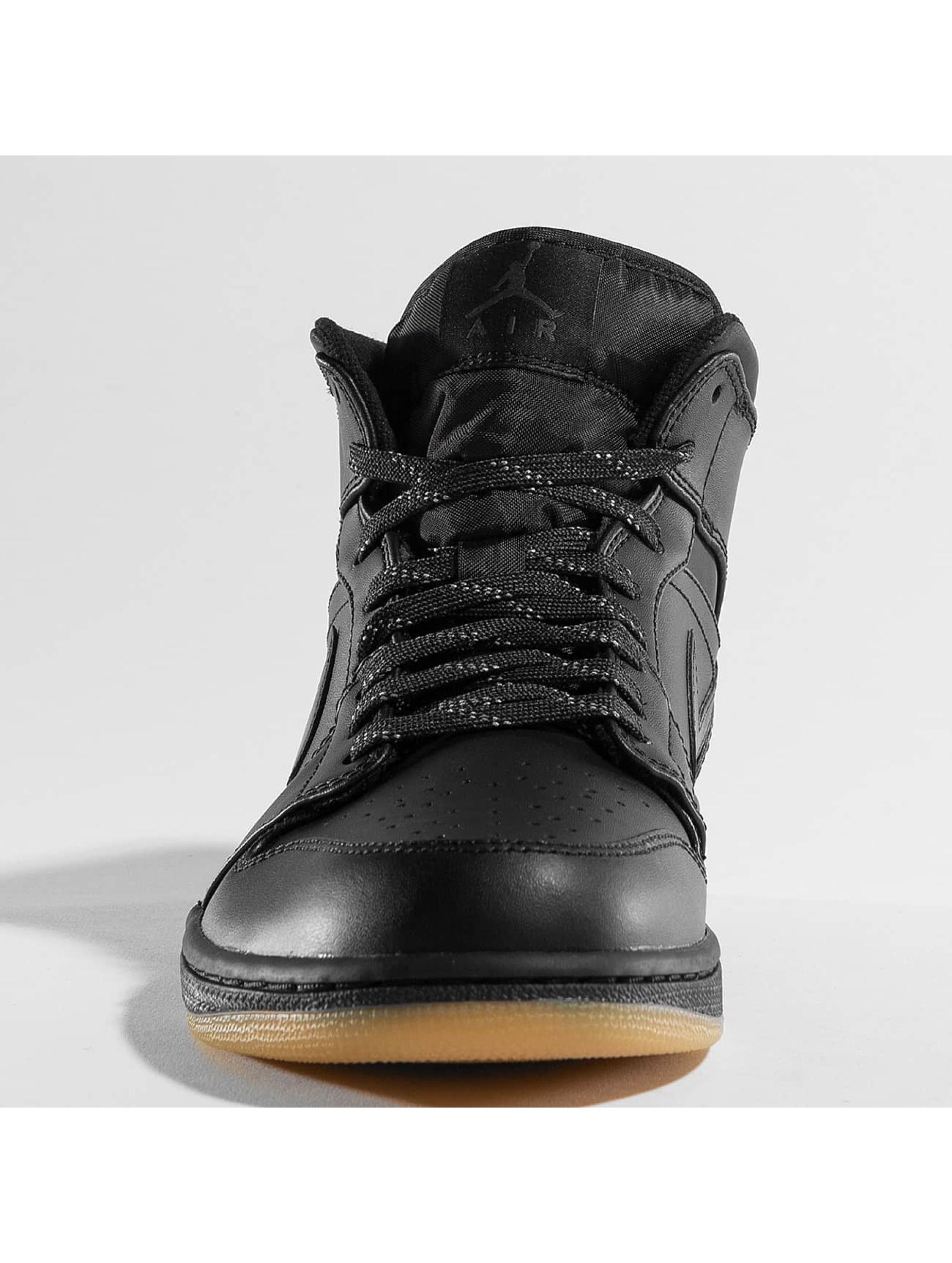 Jordan Sneakers Air 1 Mid Winterized black