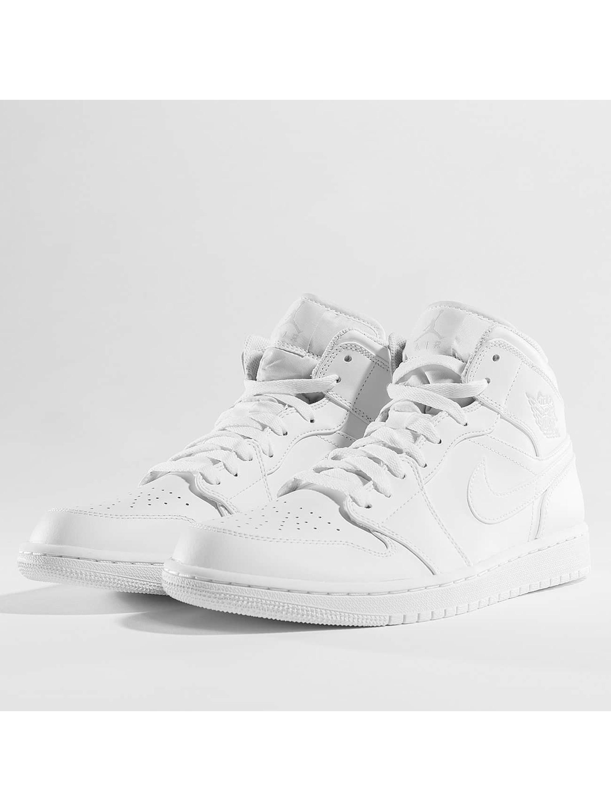 Jordan Sneakers 1 Mid white