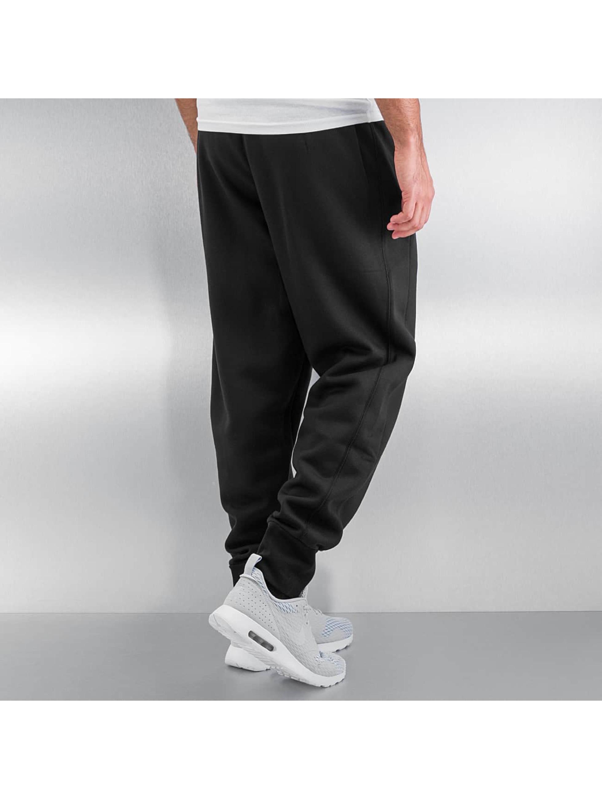 Jordan Spodnie do joggingu Flight czarny