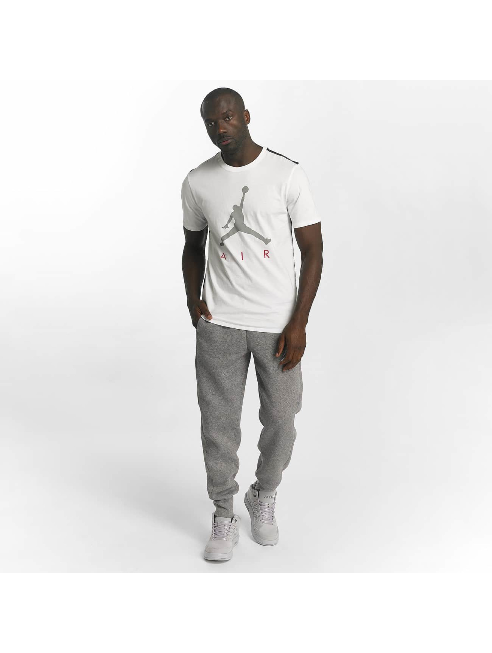 Jordan T-paidat Jumpman Air Gx valkoinen