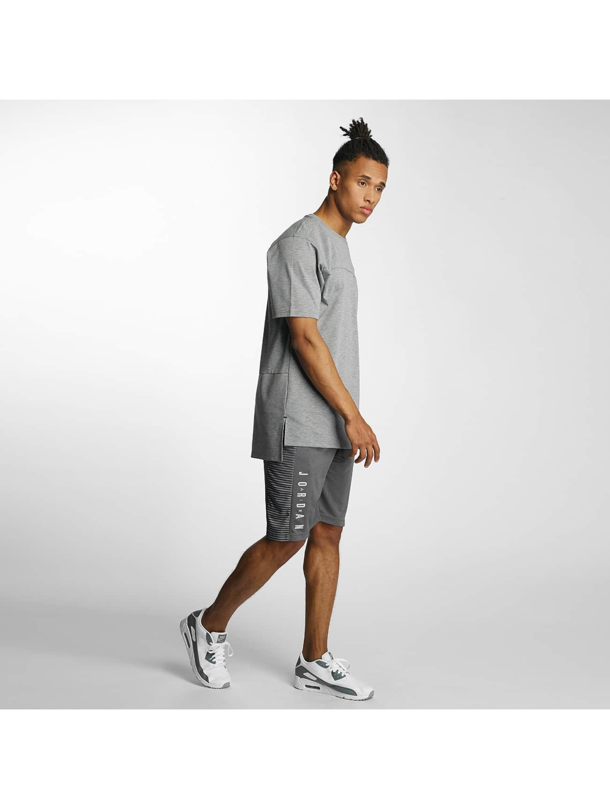 Jordan T-Shirt 23 Lux Classic Pocket grey