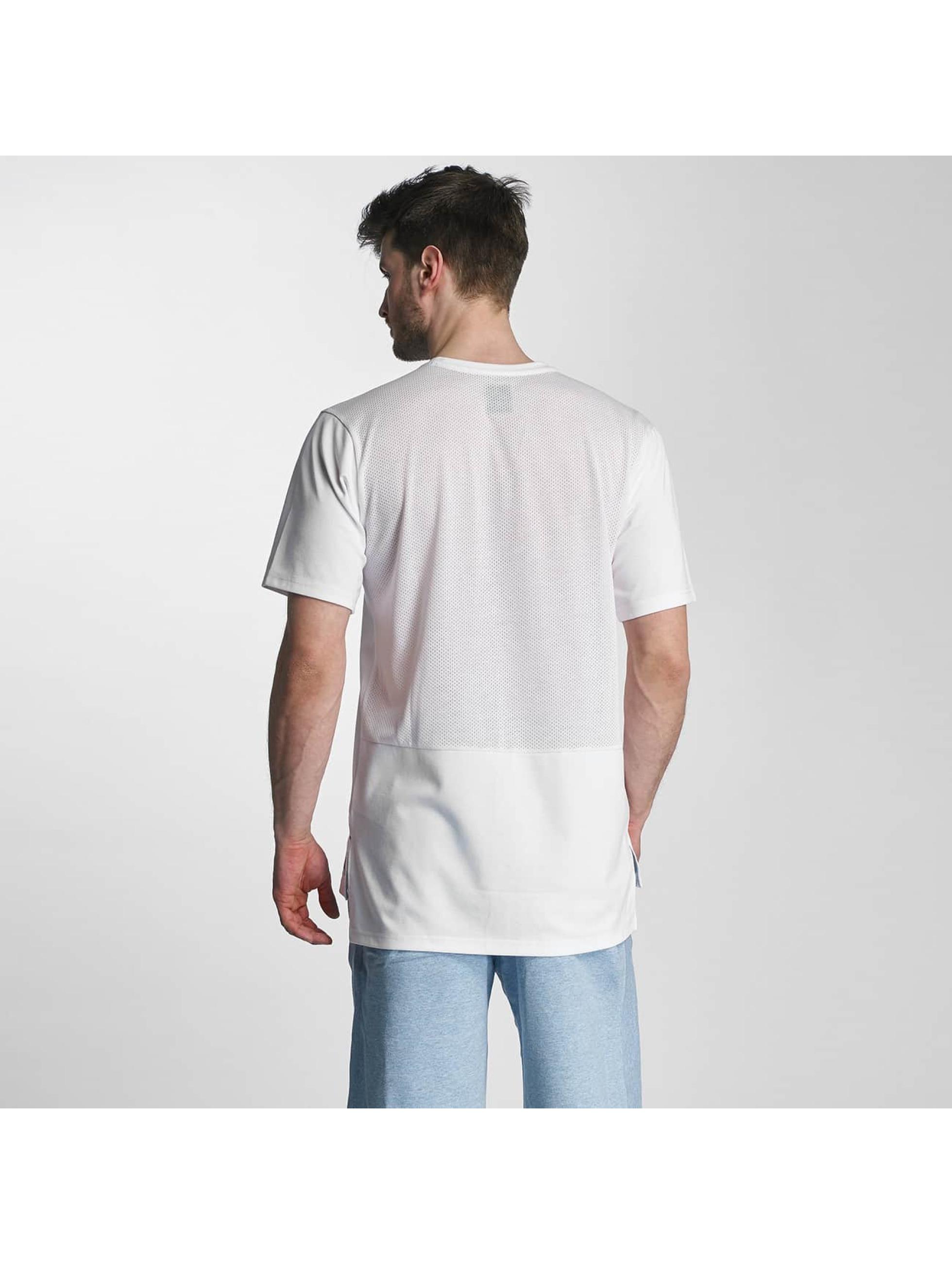Jordan Tričká 23 Lux Classic Pocket biela